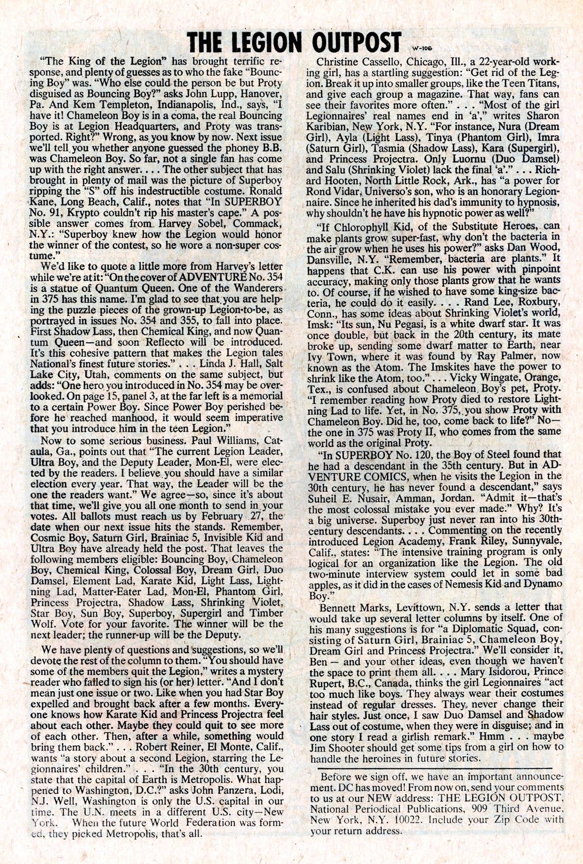 Read online Adventure Comics (1938) comic -  Issue #378 - 32