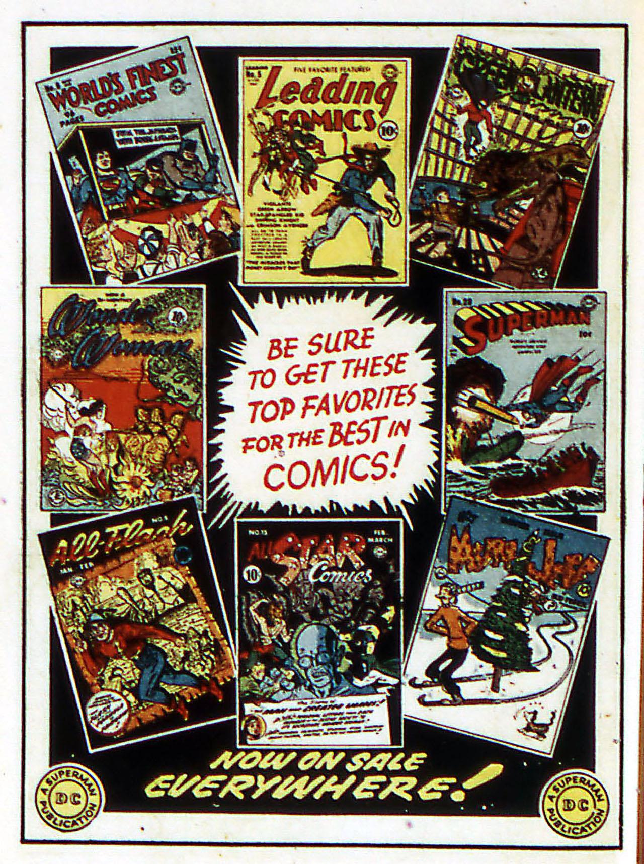 Read online Detective Comics (1937) comic -  Issue #72 - 67