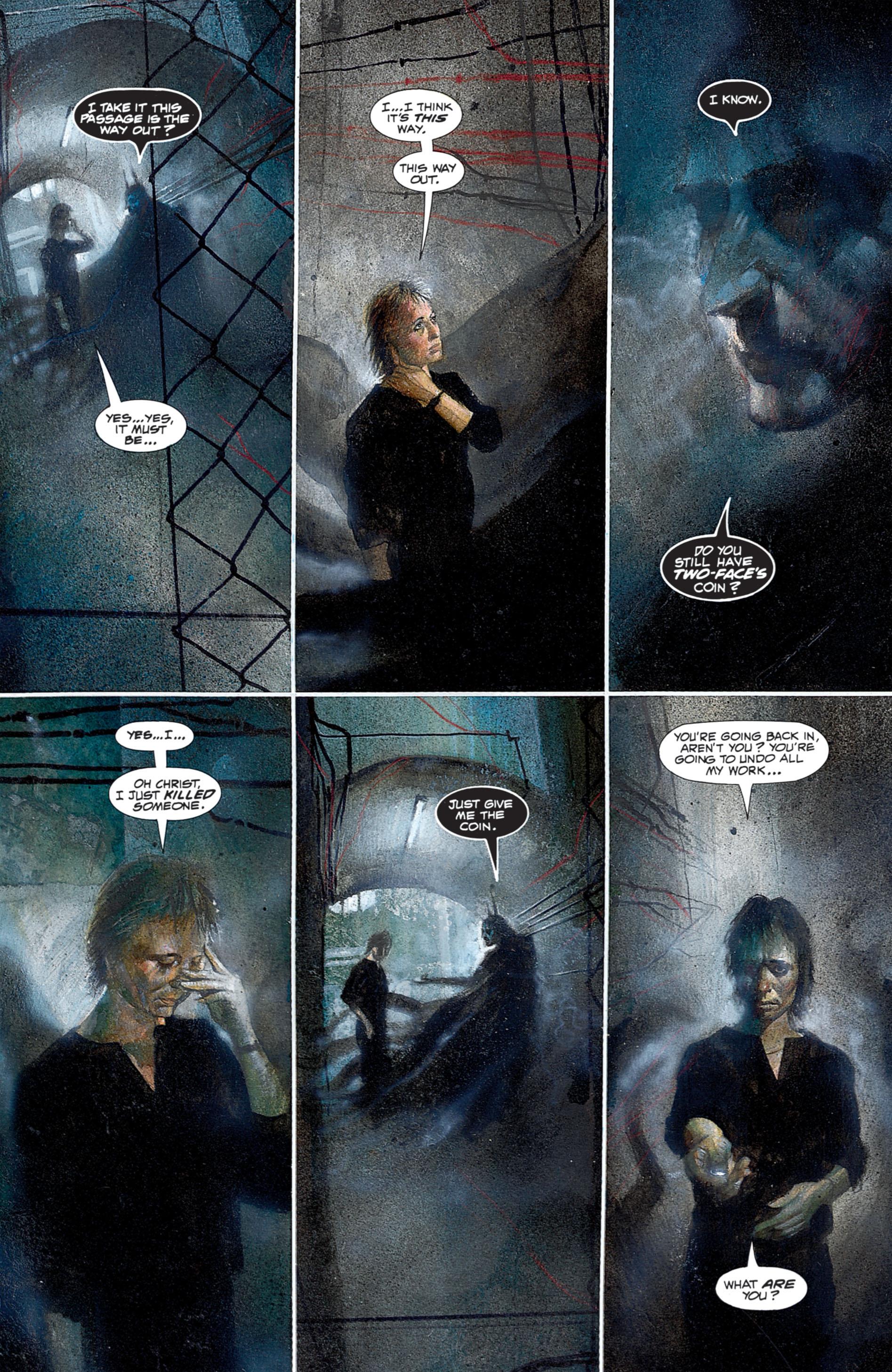 Read online Arkham Asylum comic -  Issue #Arkham Asylum Full - 99