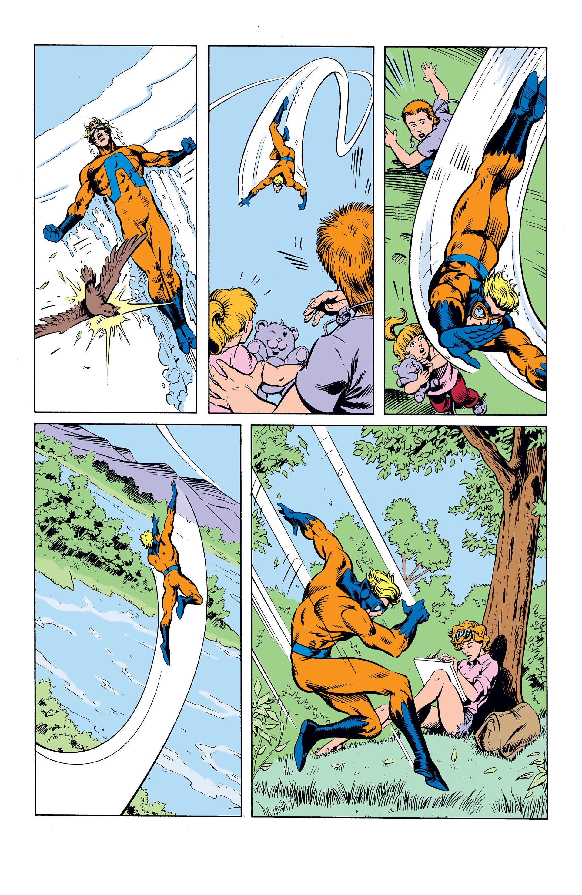 Read online Animal Man (1988) comic -  Issue #10 - 4