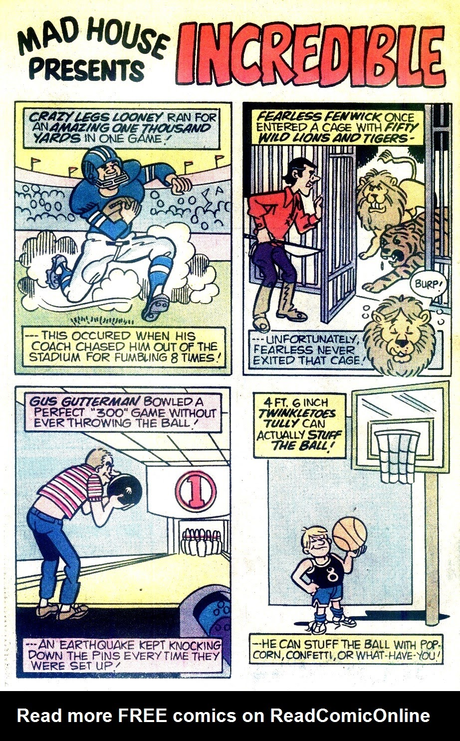 Read online Madhouse Comics comic -  Issue #128 - 6