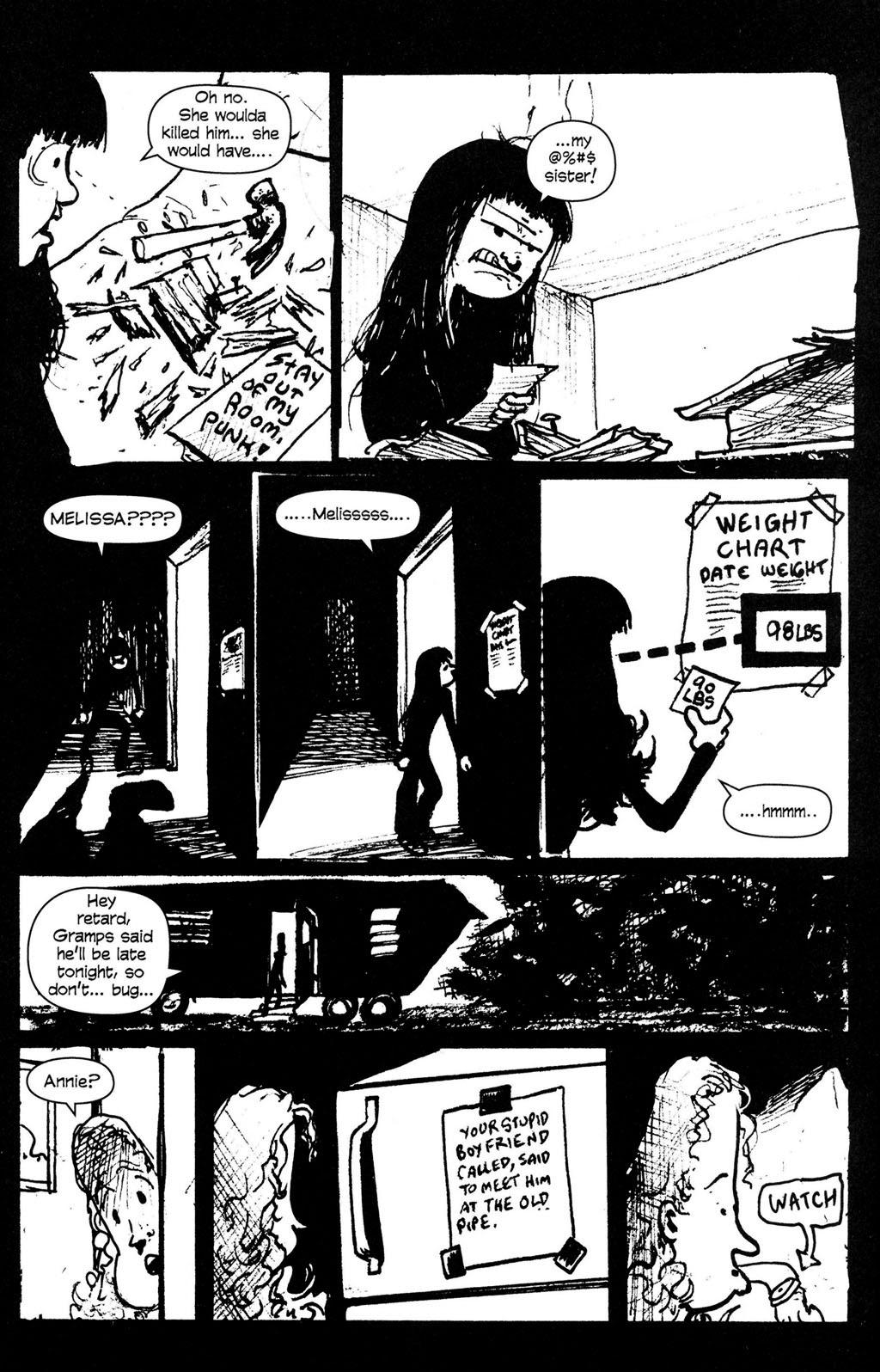 Read online Ojo comic -  Issue #4 - 21