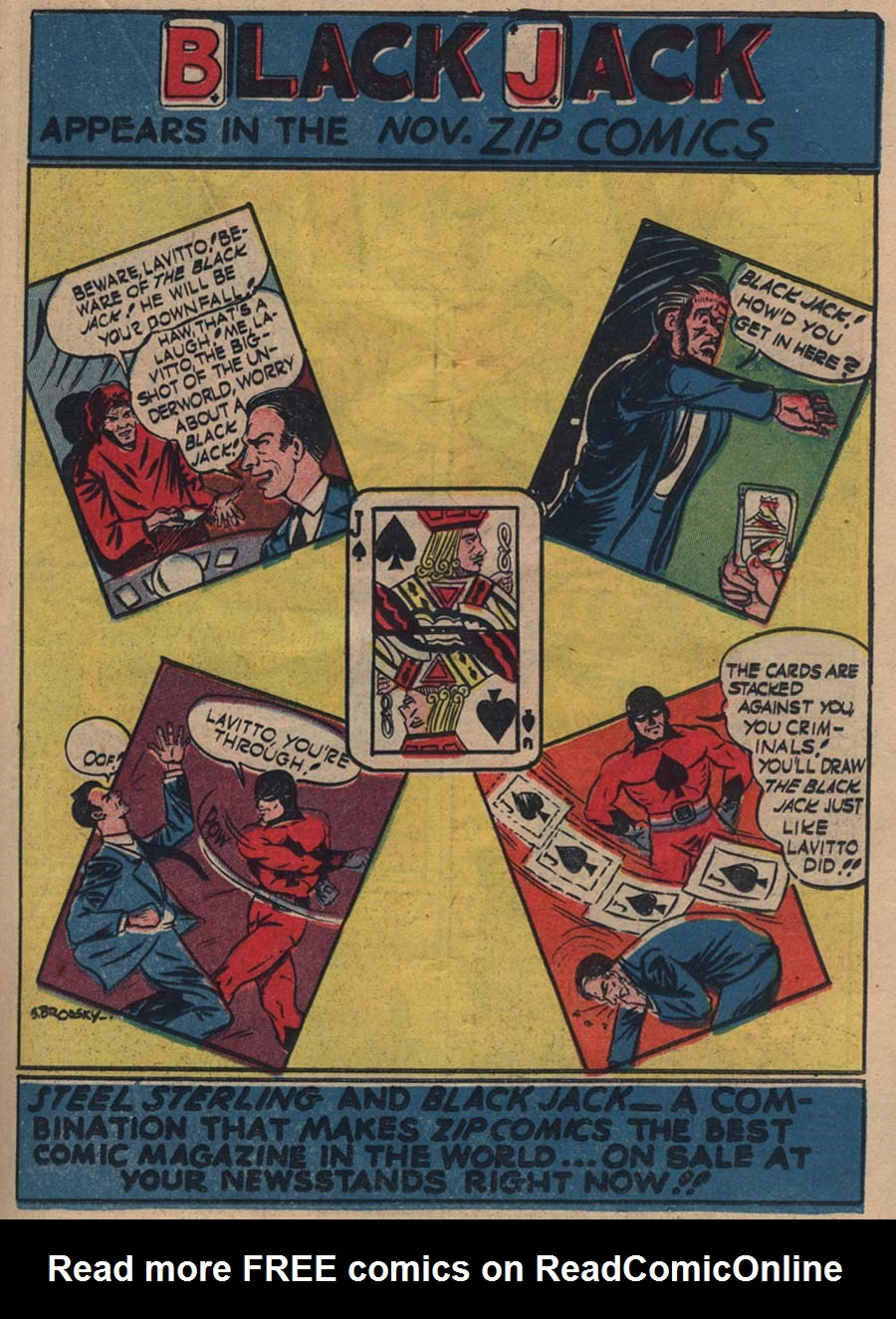 Blue Ribbon Comics (1939) issue 18 - Page 29