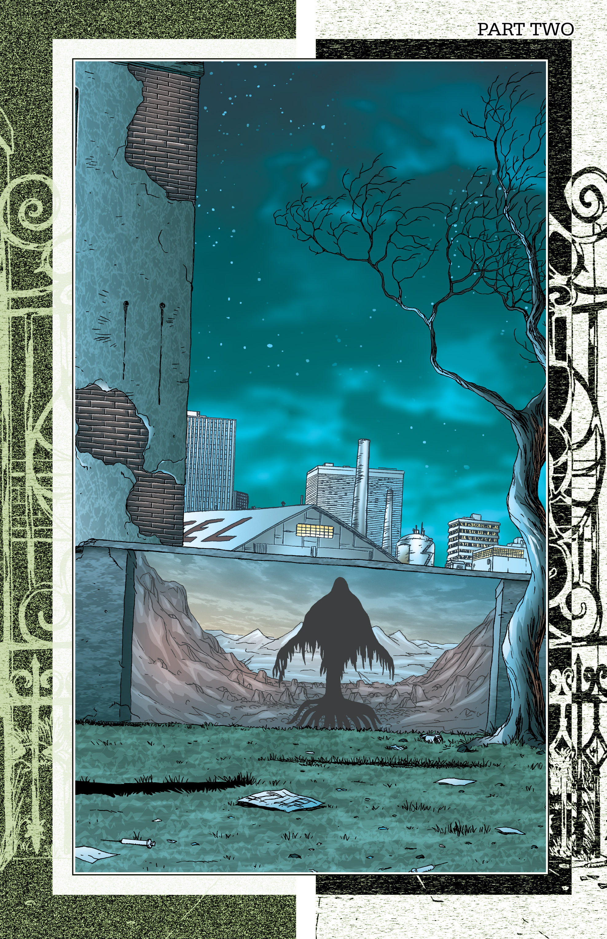 Read online Alan Moore's The Courtyard comic -  Issue # TPB - 29
