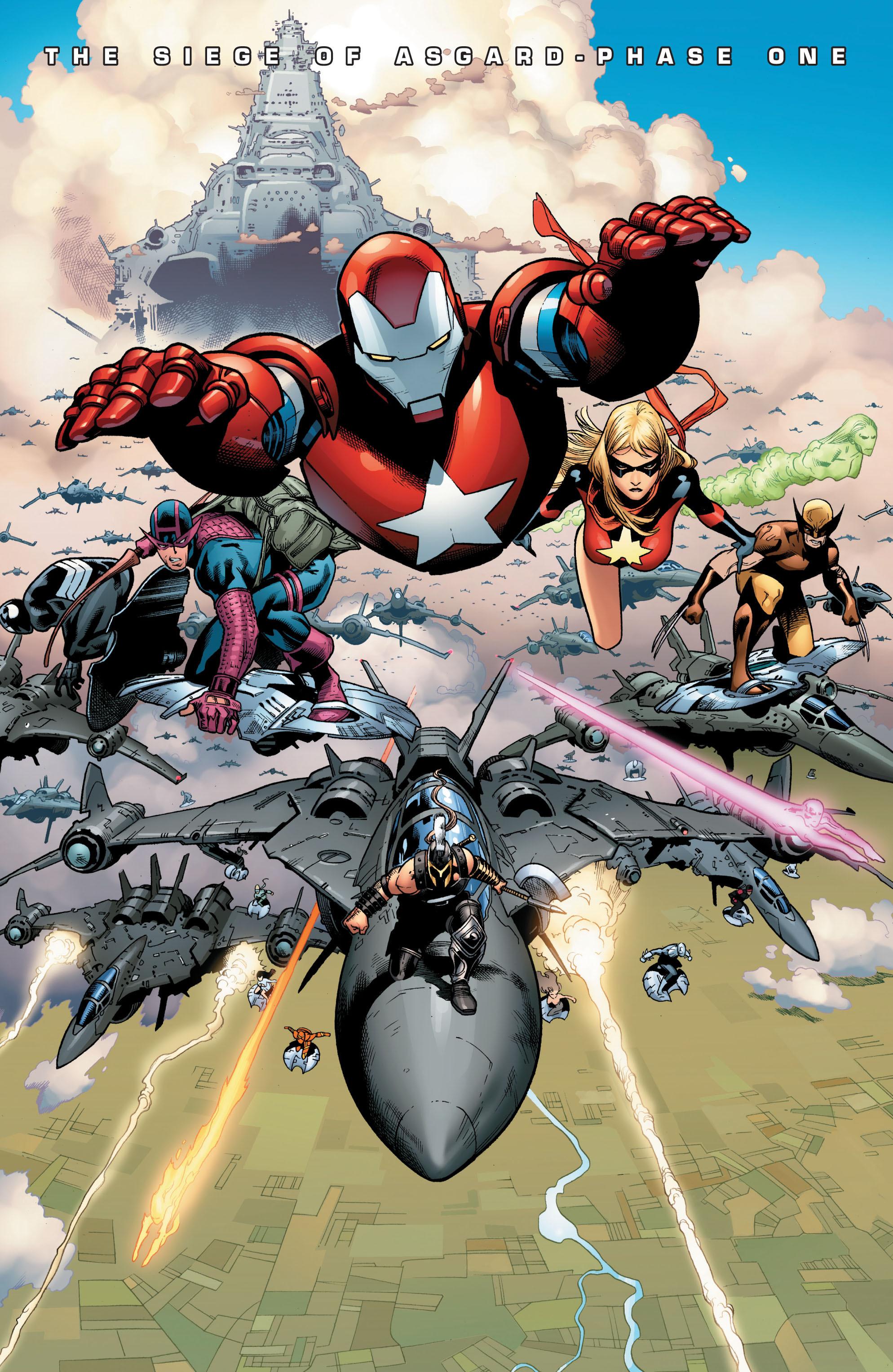 Read online Siege (2010) comic -  Issue #1 - 17
