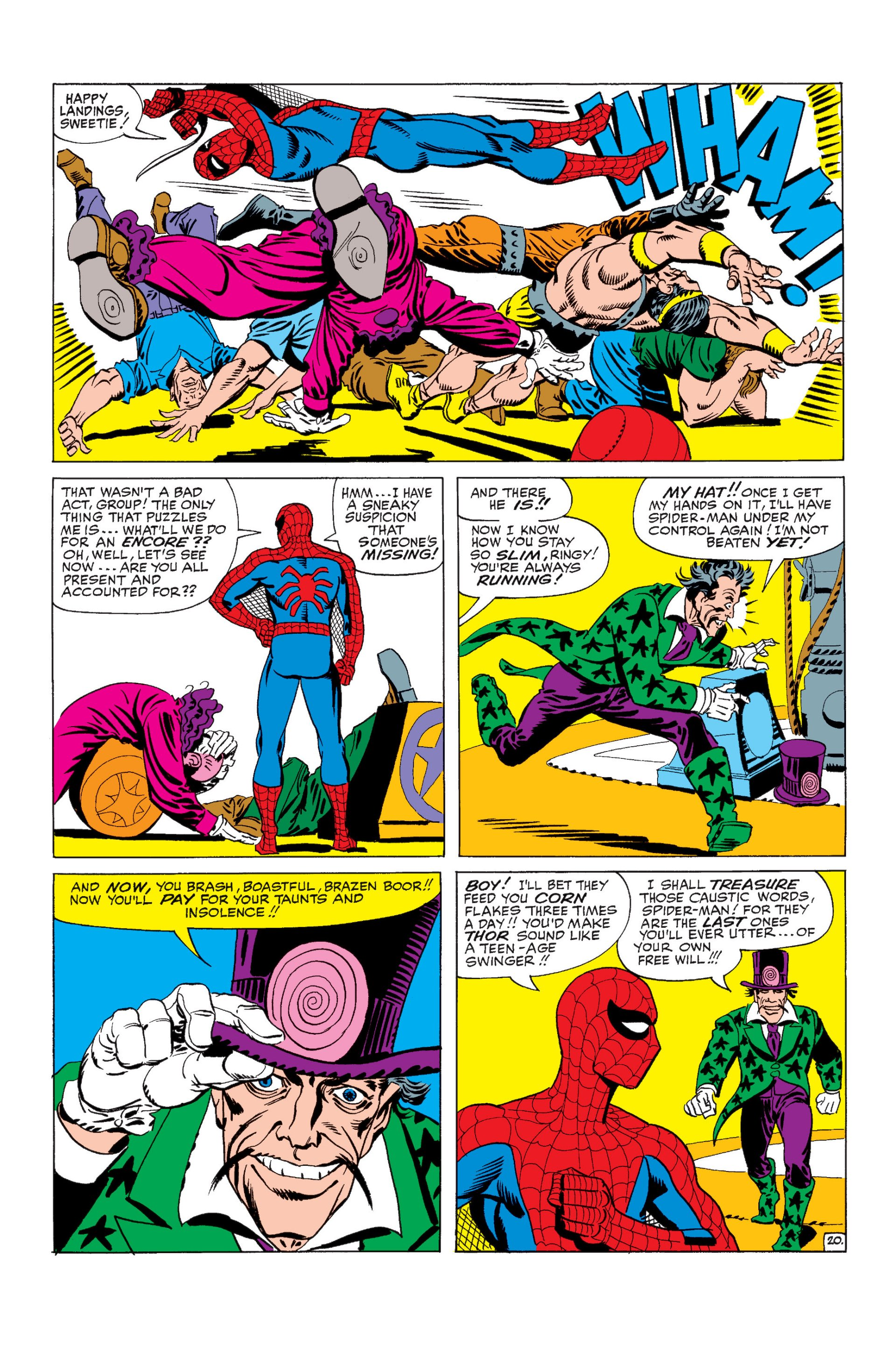 The Amazing Spider-Man (1963) 16 Page 20
