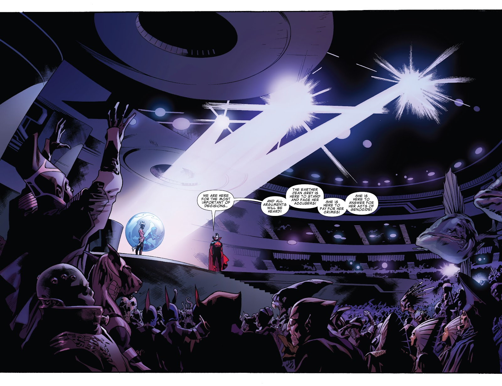 Guardians of the Galaxy/All-New X-Men: The Trial of Jean Grey issue TPB - Page 74