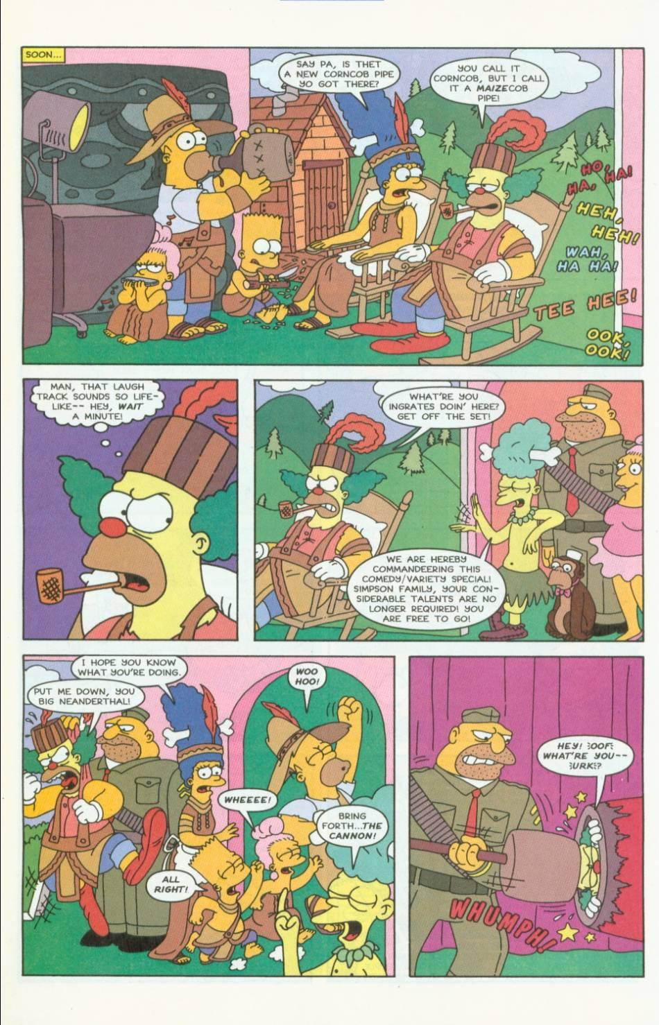 Read online Simpsons Comics comic -  Issue #40 - 19