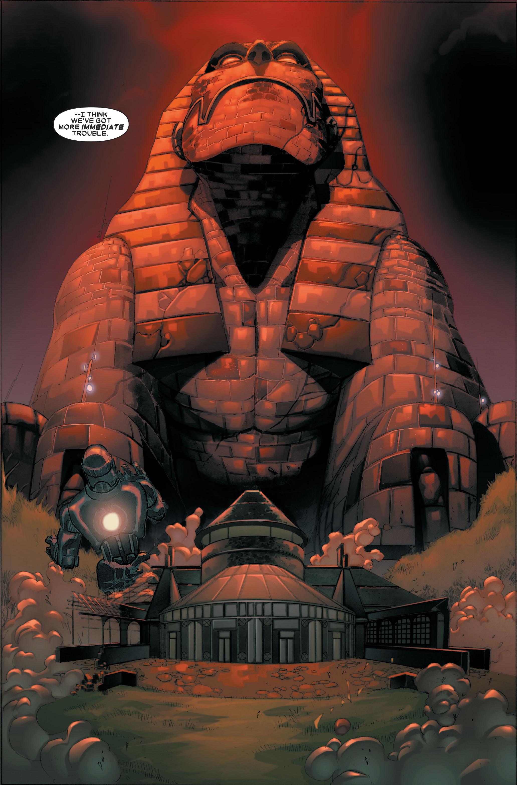 X-Men (1991) 182 Page 21