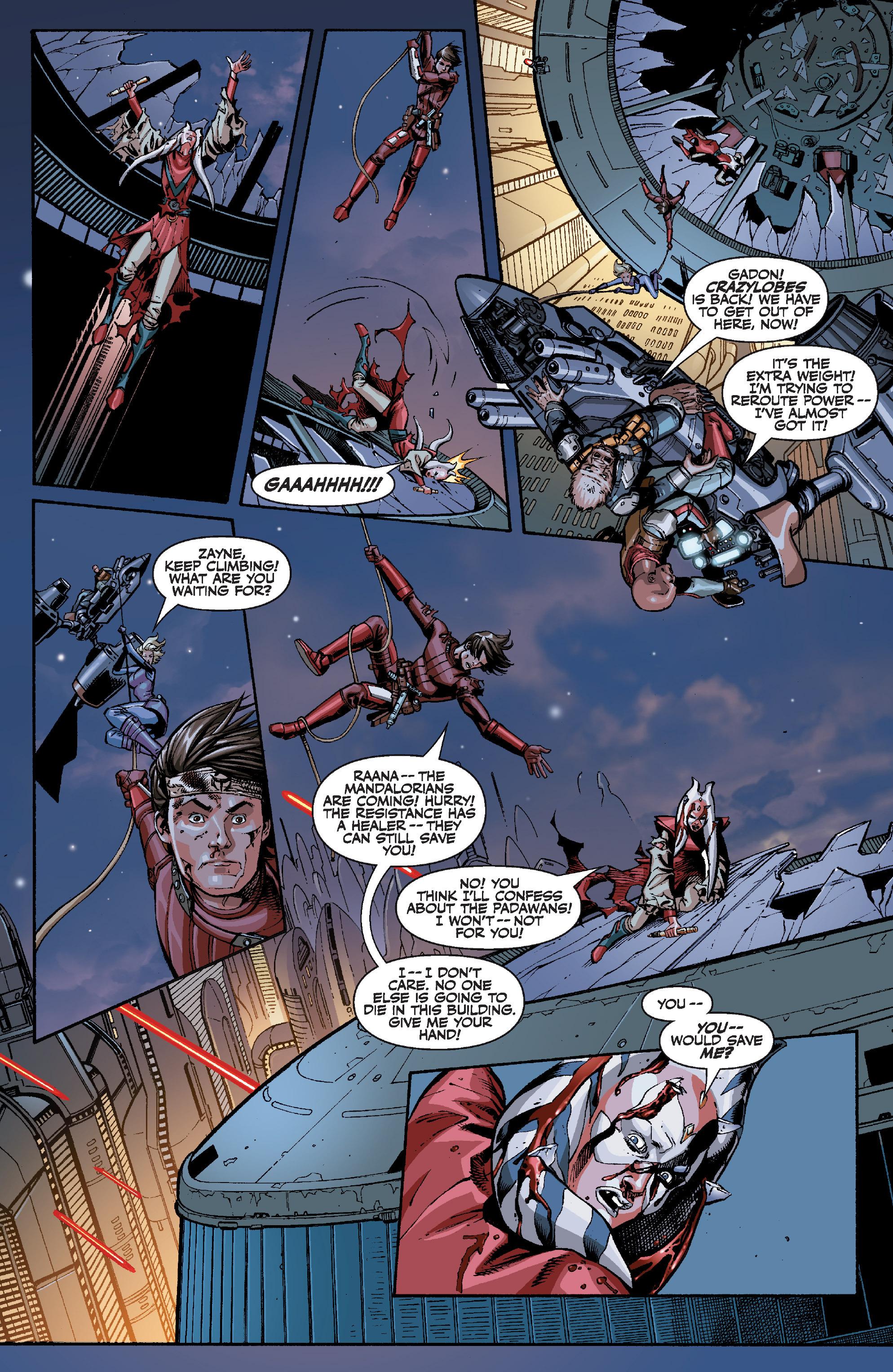 Read online Star Wars Omnibus comic -  Issue # Vol. 32 - 140