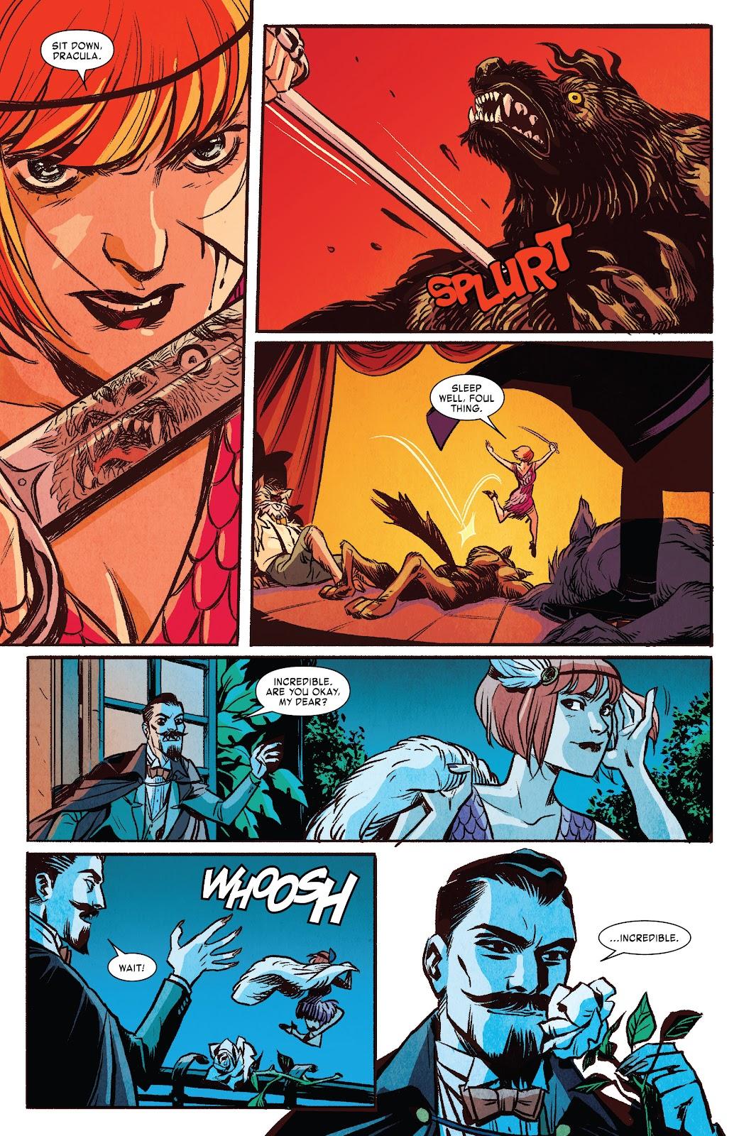 Read online Bizarre Adventures (2019) comic -  Issue # Full - 30