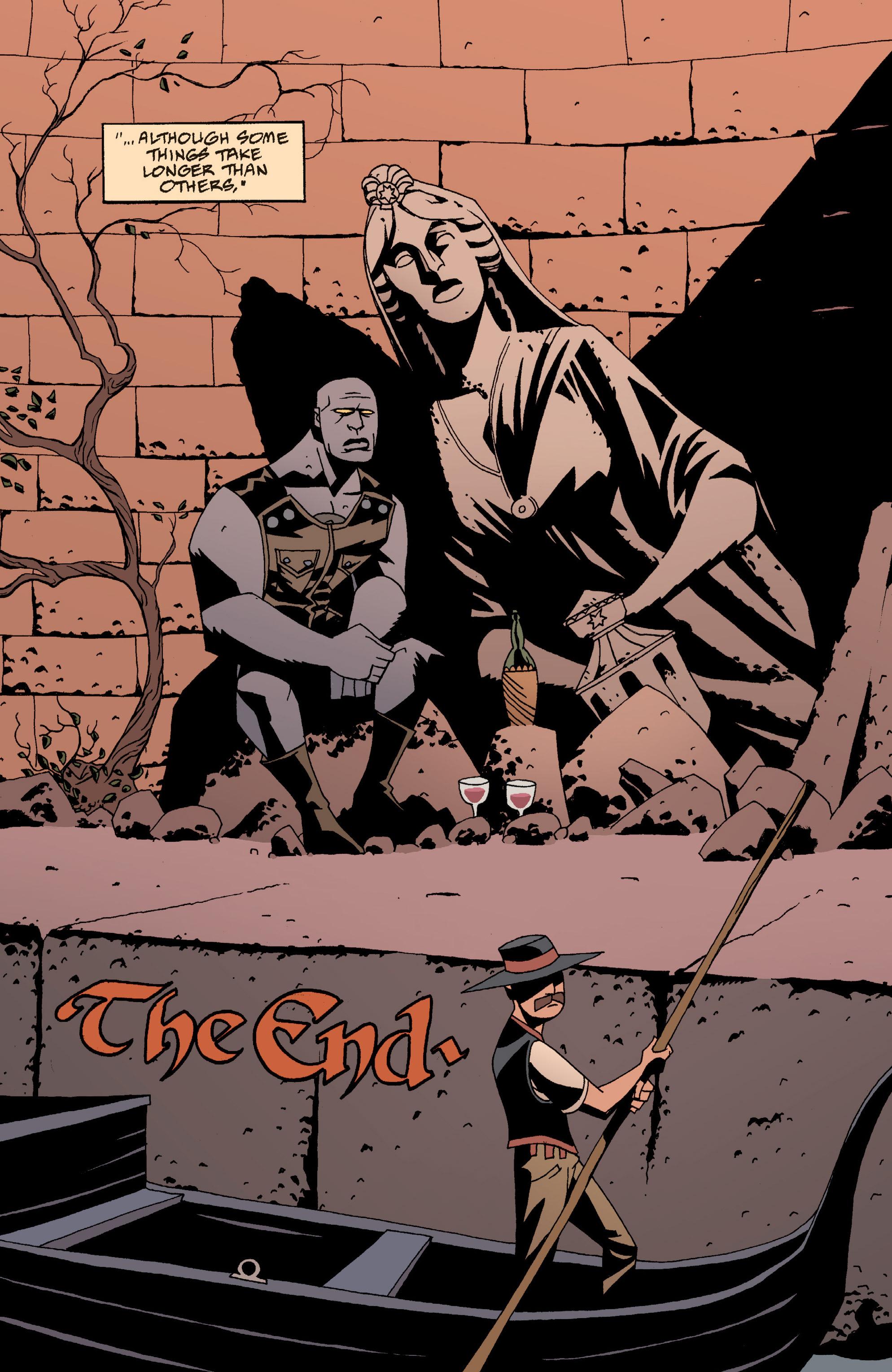 Read online B.P.R.D. (2003) comic -  Issue # TPB 2 - 32