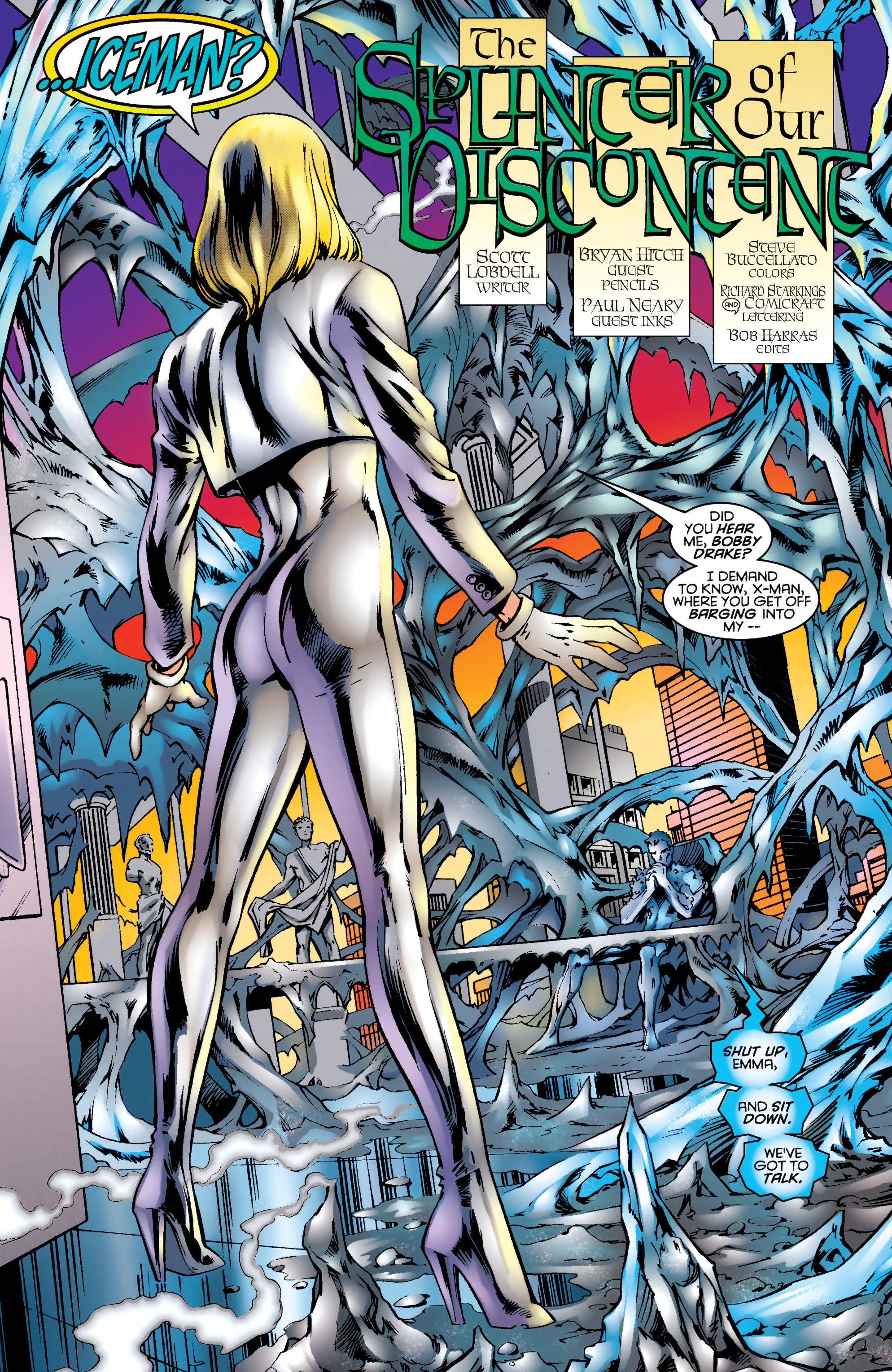 Read online Uncanny X-Men (1963) comic -  Issue #331 - 6