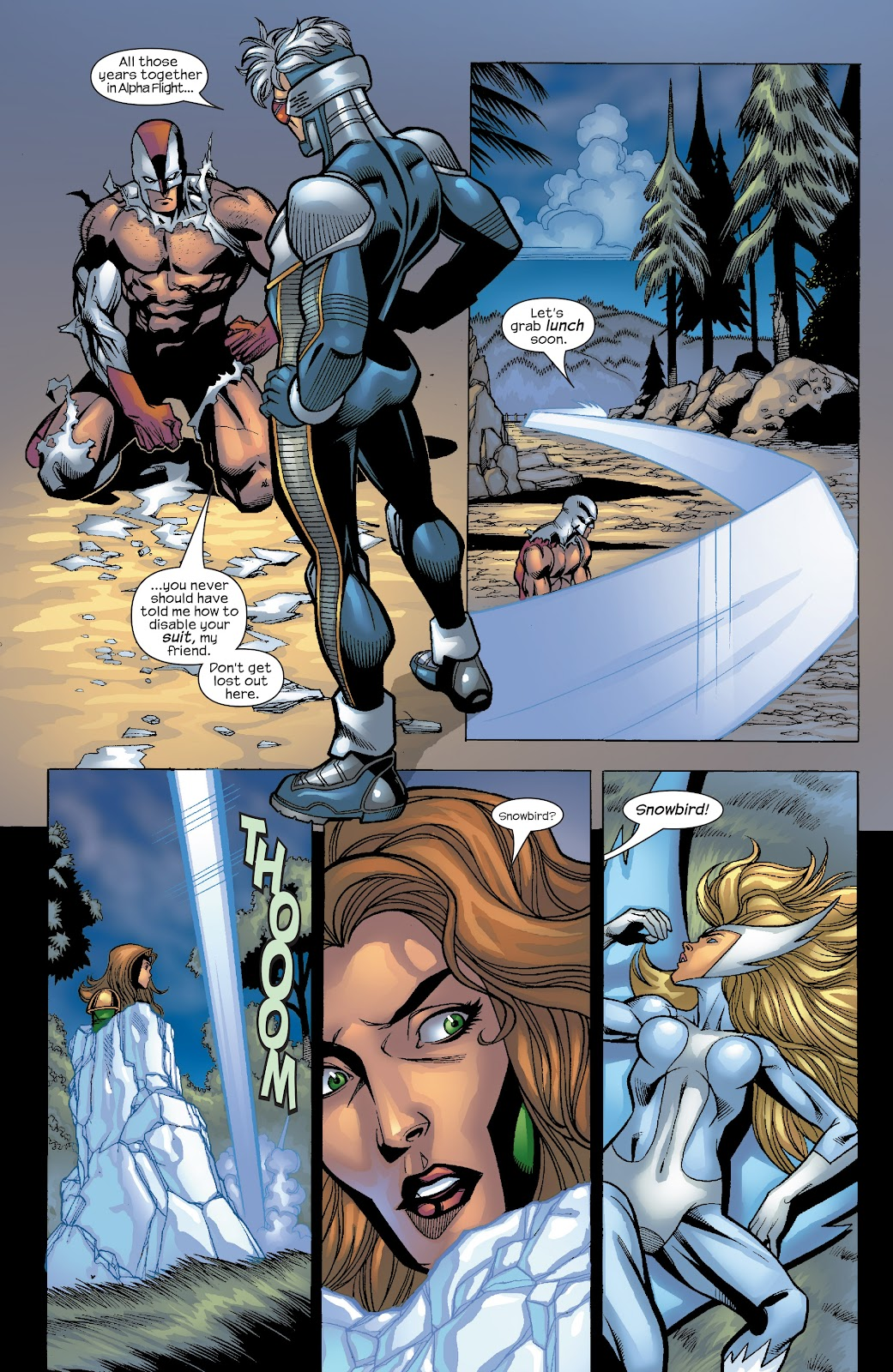 Read online X-Men: Unstoppable comic -  Issue # TPB (Part 4) - 64