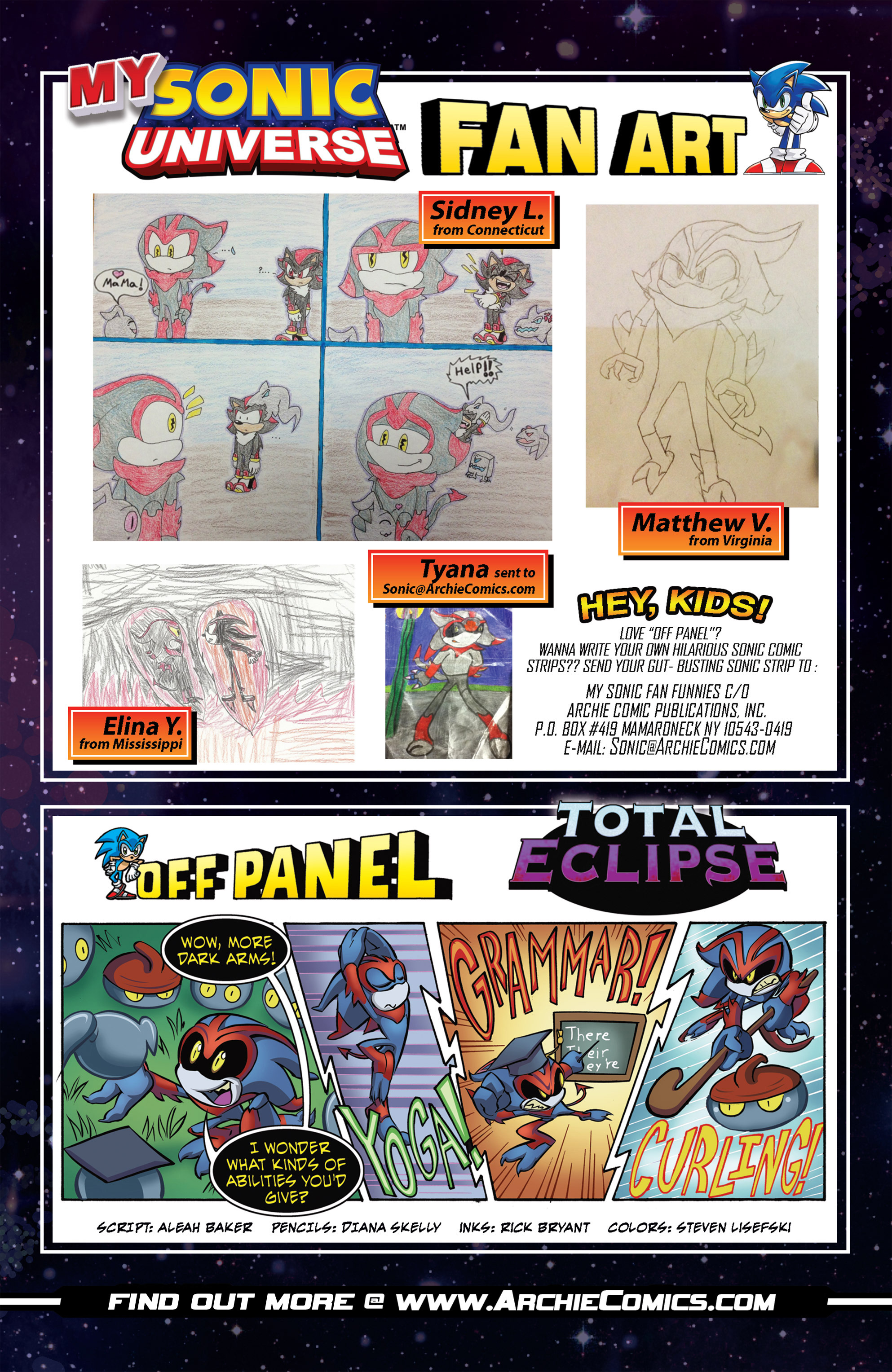 Read online Sonic Universe comic -  Issue #69 - 23