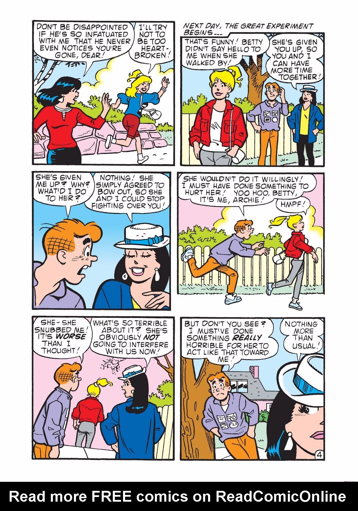 Read online Archie 1000 Page Comics Bonanza comic -  Issue #3 (Part 1) - 160