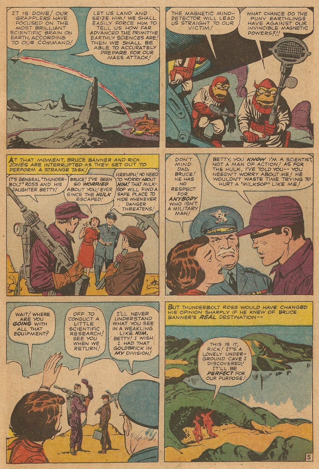 Marvel Collectors' Item Classics issue 8 - Page 63