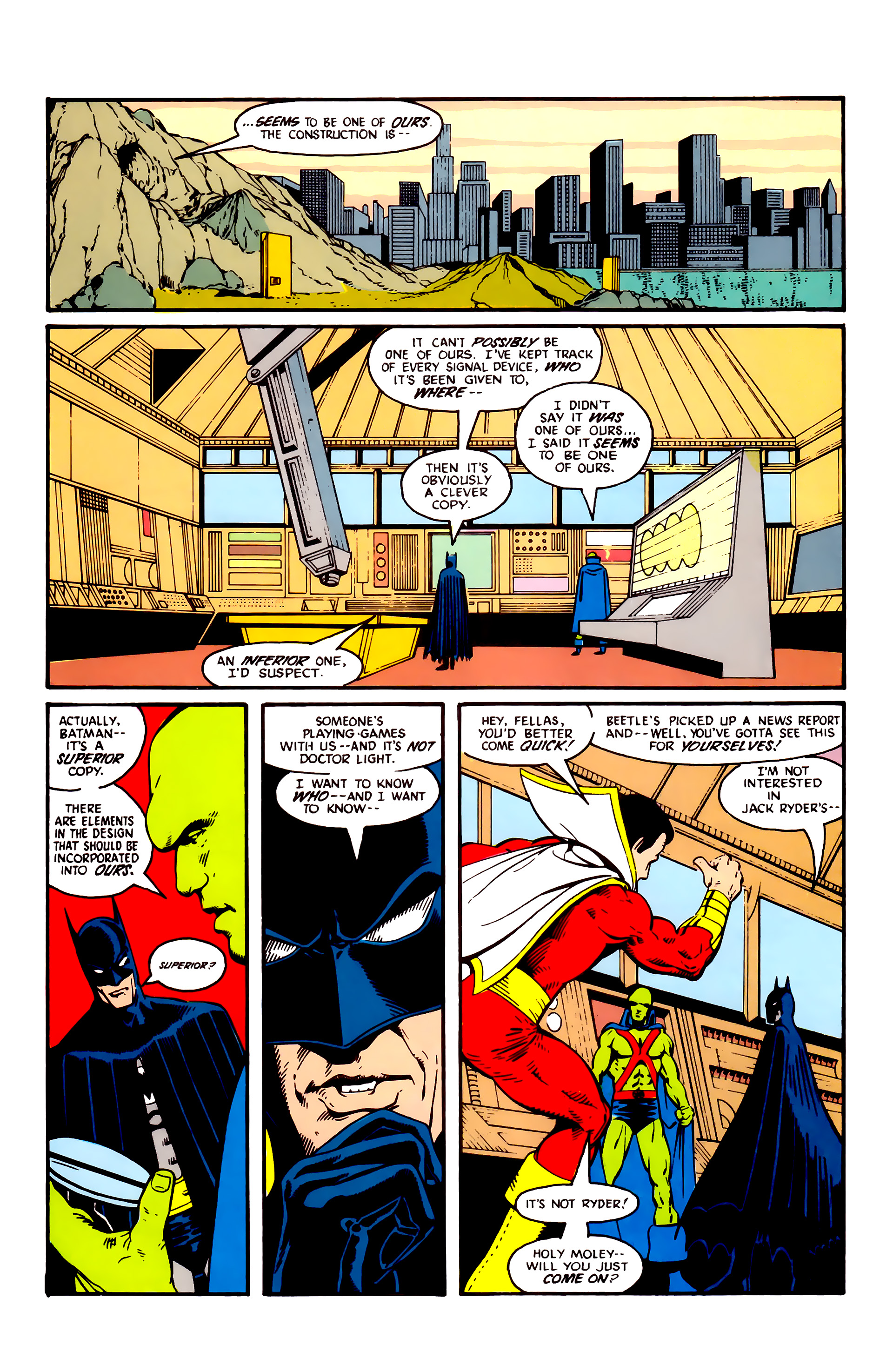 Read online Justice League (1987) comic -  Issue #2 - 13