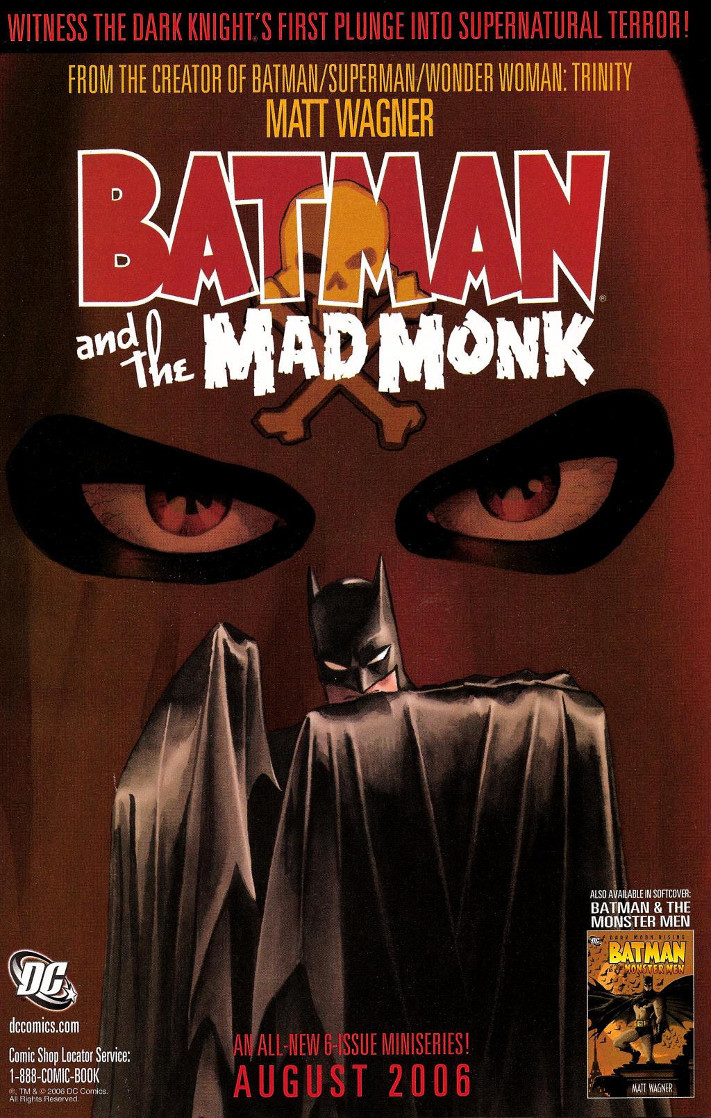 Read online Secret Six (2006) comic -  Issue #4 - 16