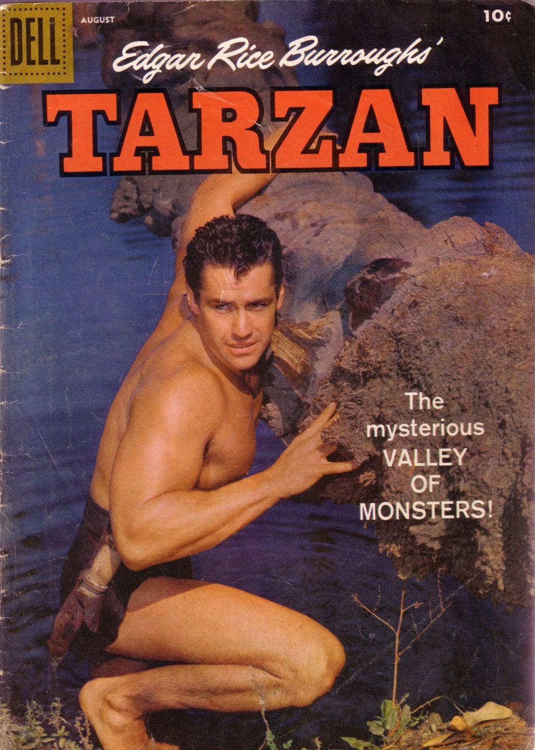 Tarzan (1948) issue 107 - Page 1