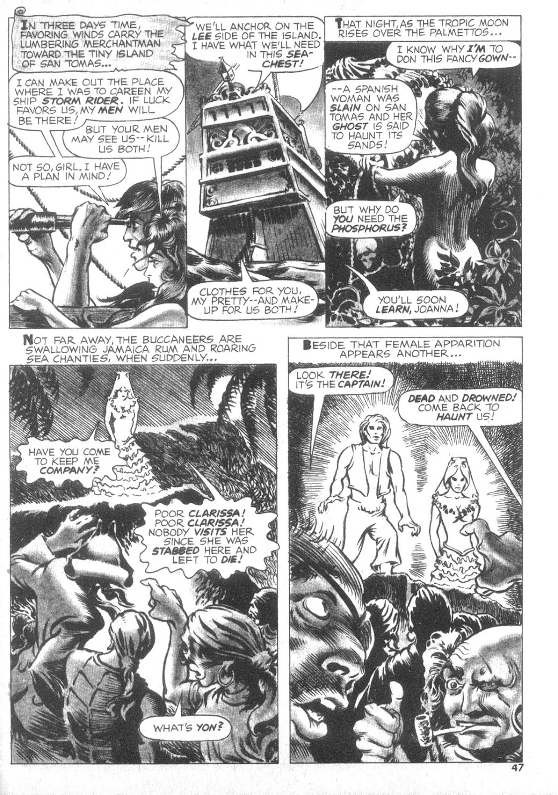 Psycho issue Annual - Page 47