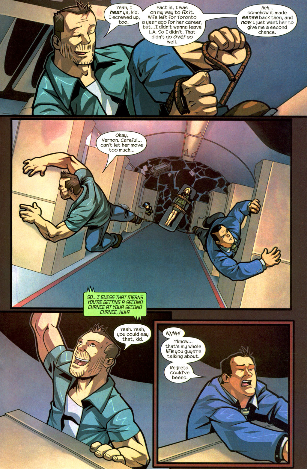 Read online Sentinel comic -  Issue #8 - 13