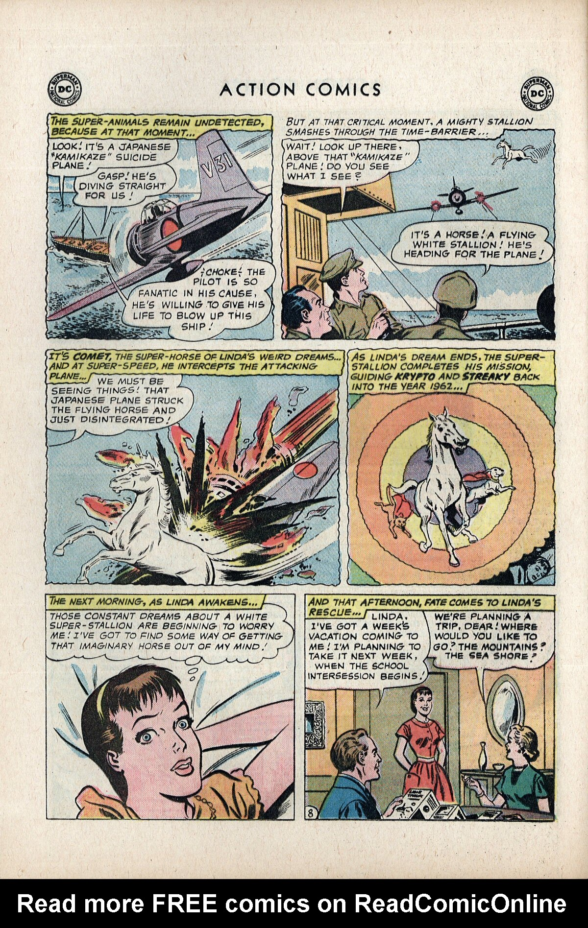 Read online Action Comics (1938) comic -  Issue #292 - 28
