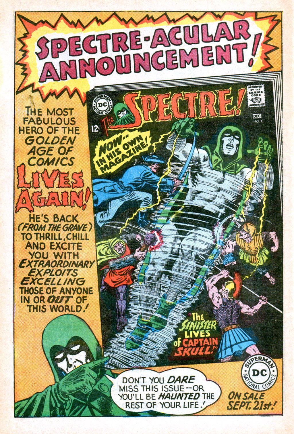 Read online Wonder Woman (1942) comic -  Issue #173 - 22