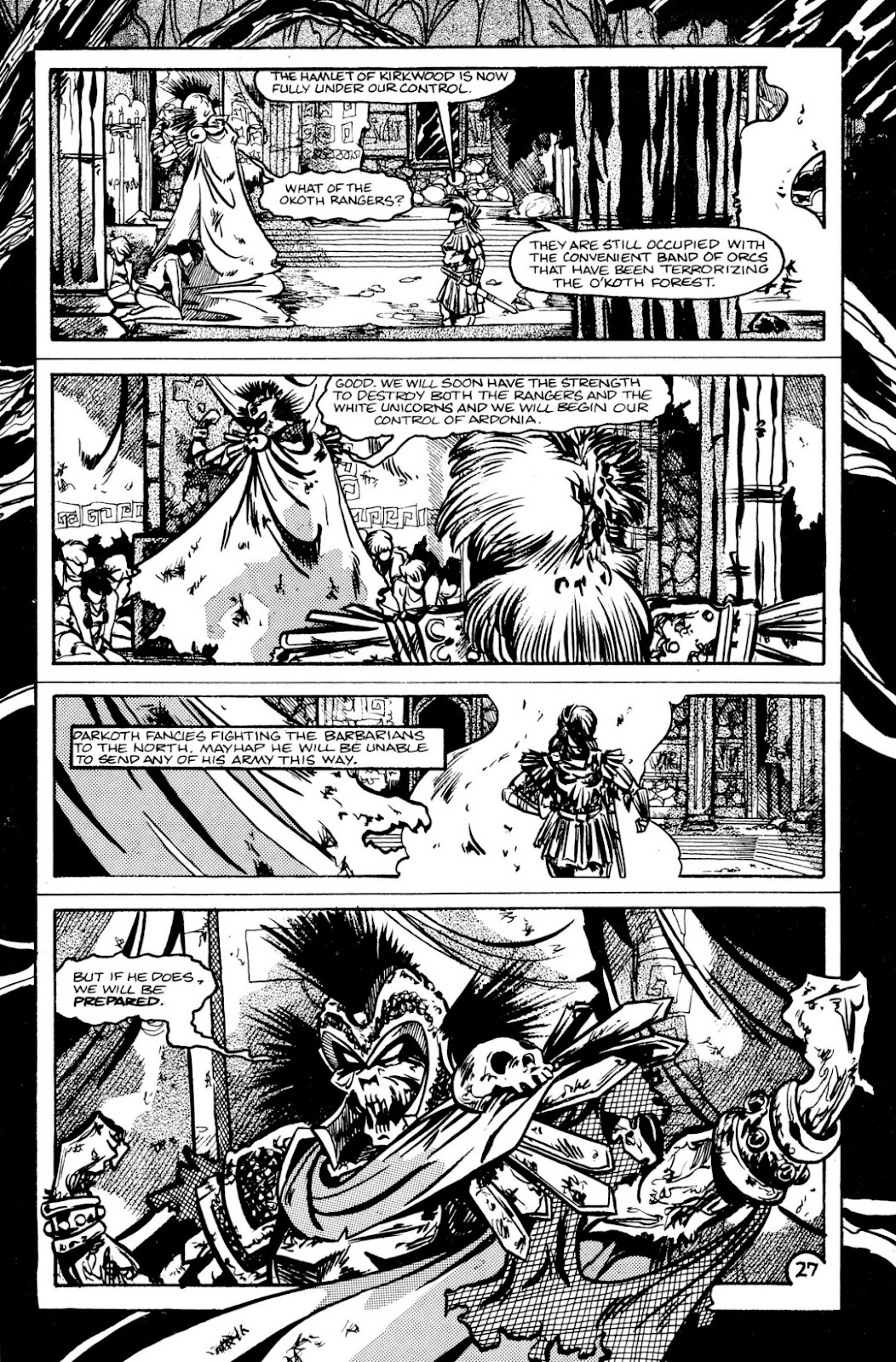 The Realm (1986) issue 8 - Page 29