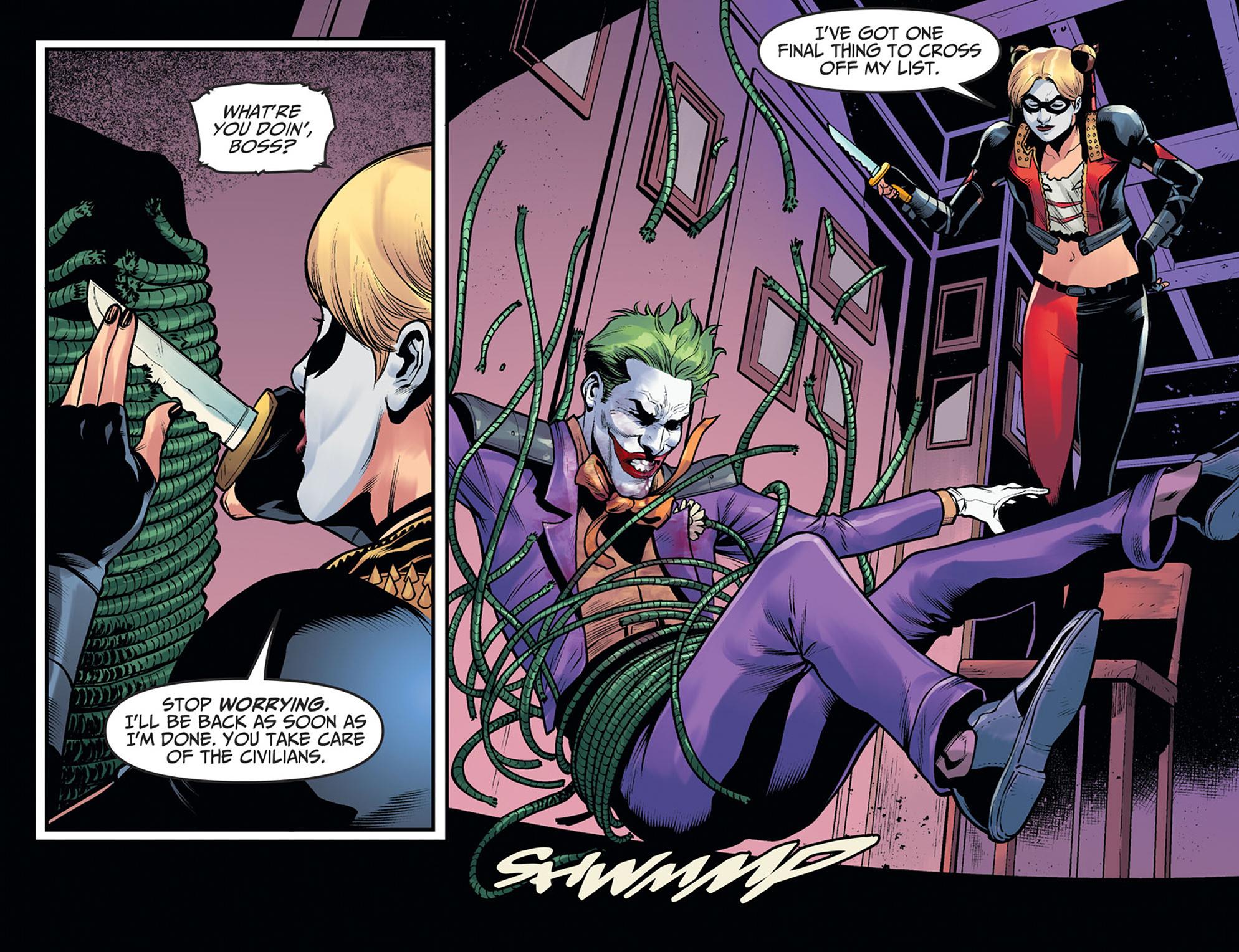 Read online Injustice: Ground Zero comic -  Issue #24 - 9