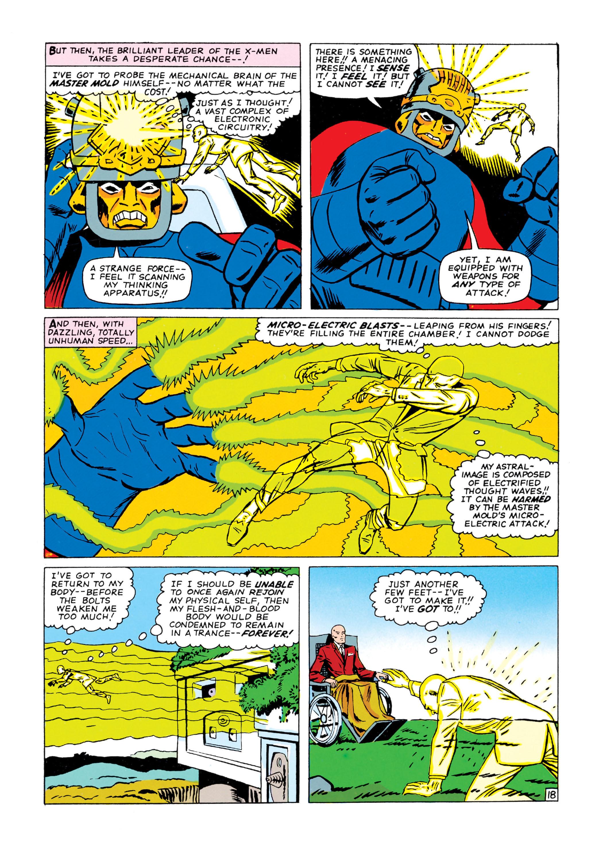 Read online Uncanny X-Men (1963) comic -  Issue #15 - 19