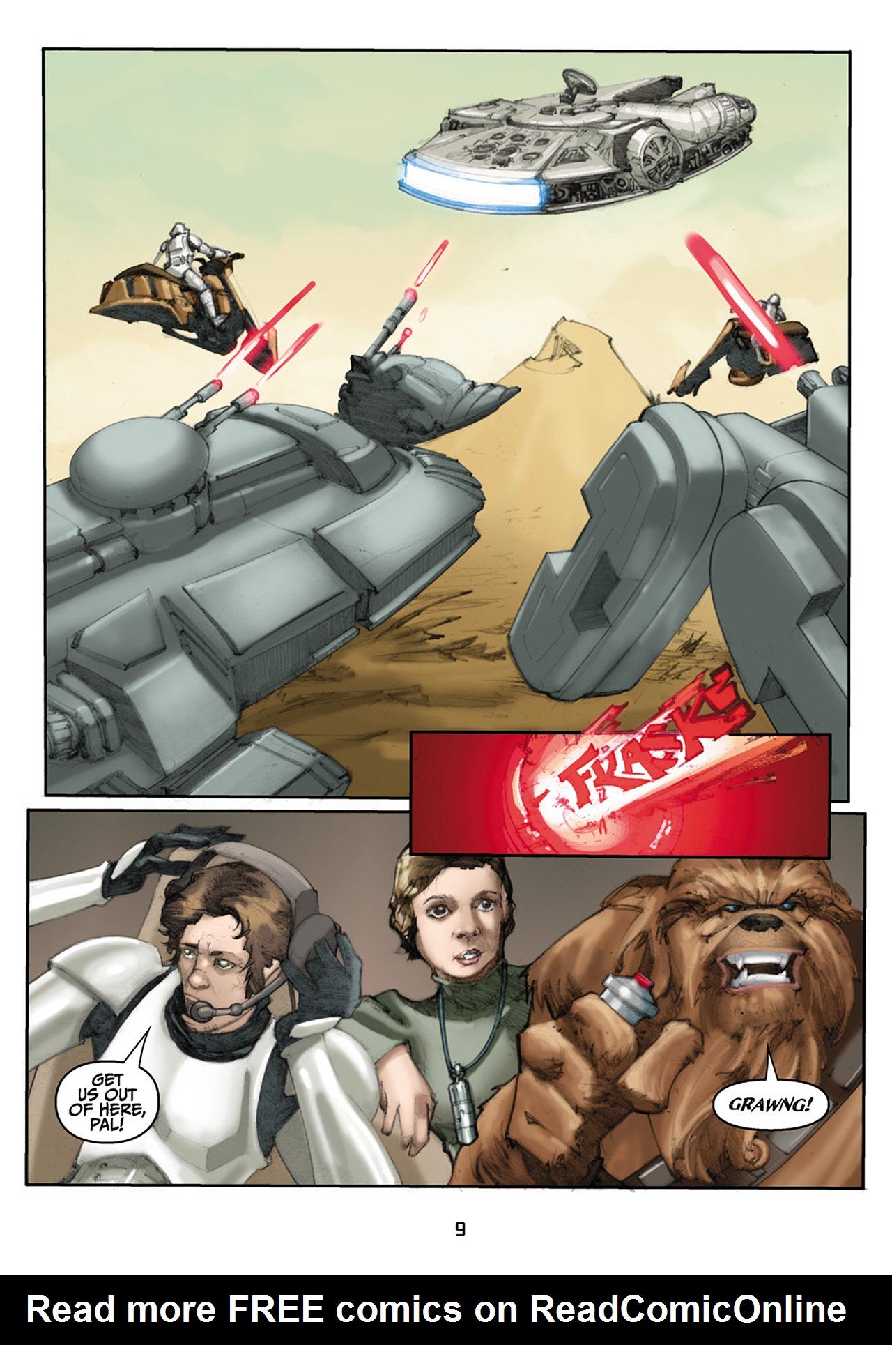 Read online Star Wars Omnibus comic -  Issue # Vol. 33 - 91
