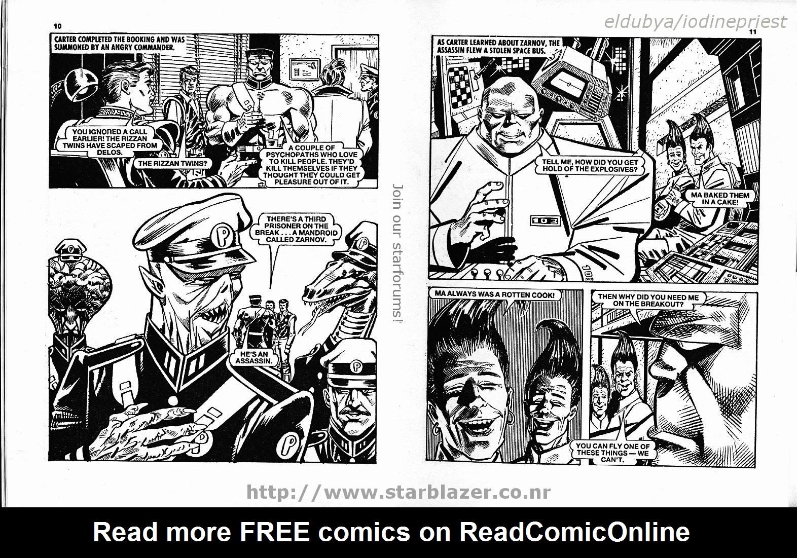 Starblazer issue 280 - Page 7