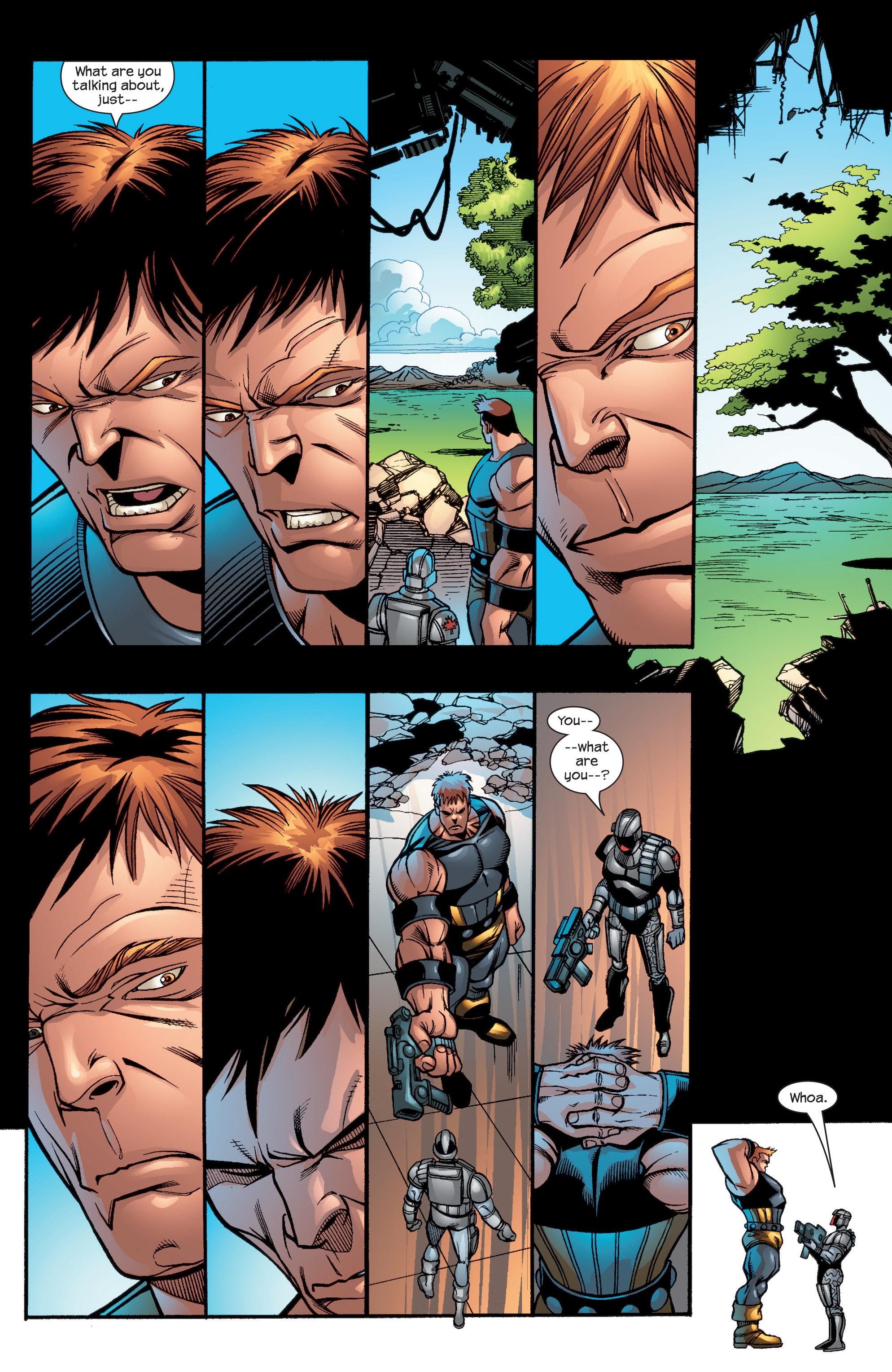 Read online Uncanny X-Men (1963) comic -  Issue #435 - 18