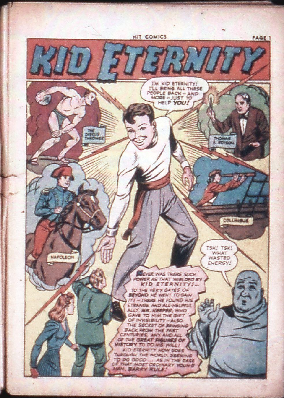 Read online Hit Comics comic -  Issue #29 - 3