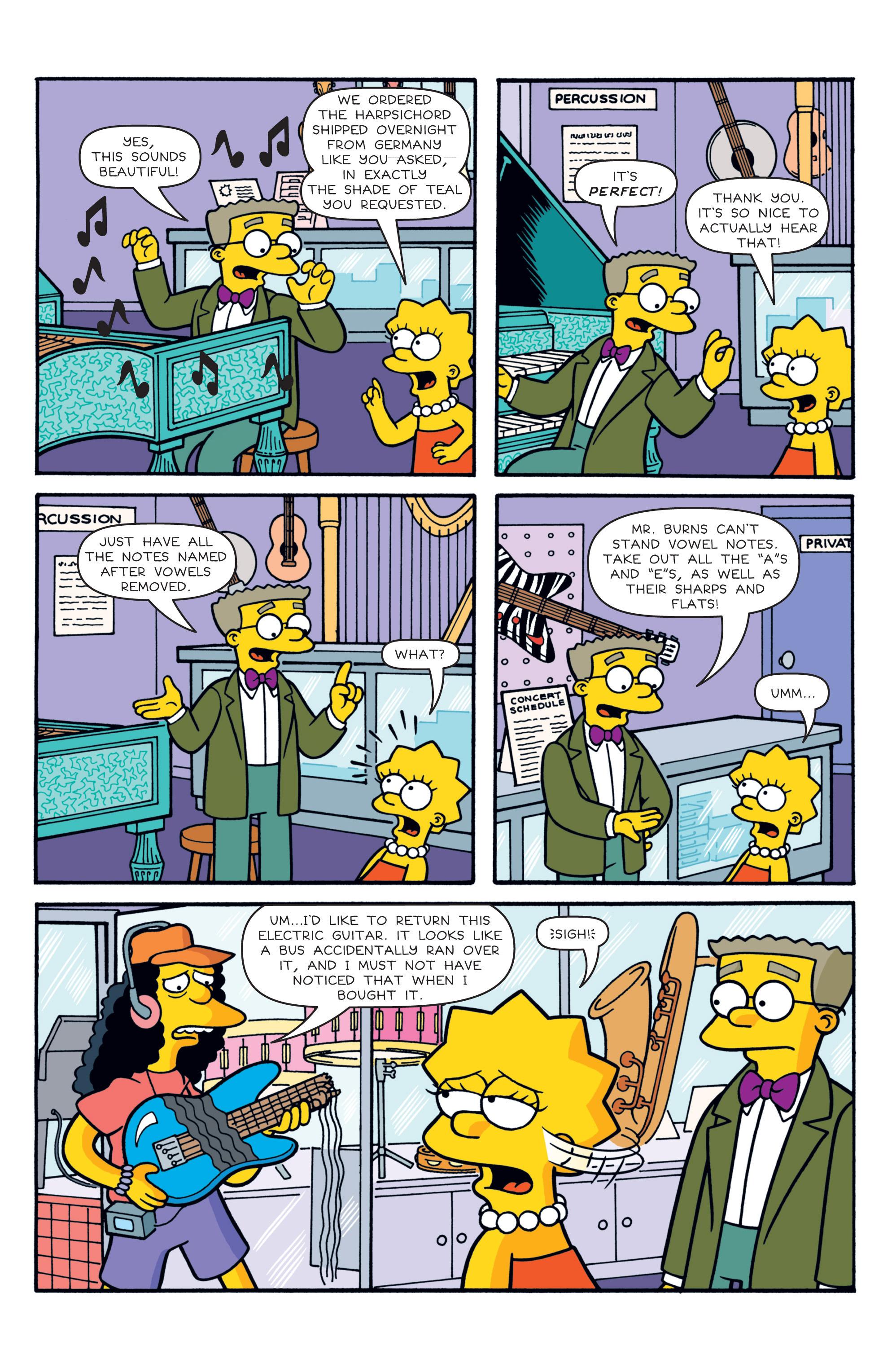 Read online Simpsons Comics comic -  Issue #188 - 15