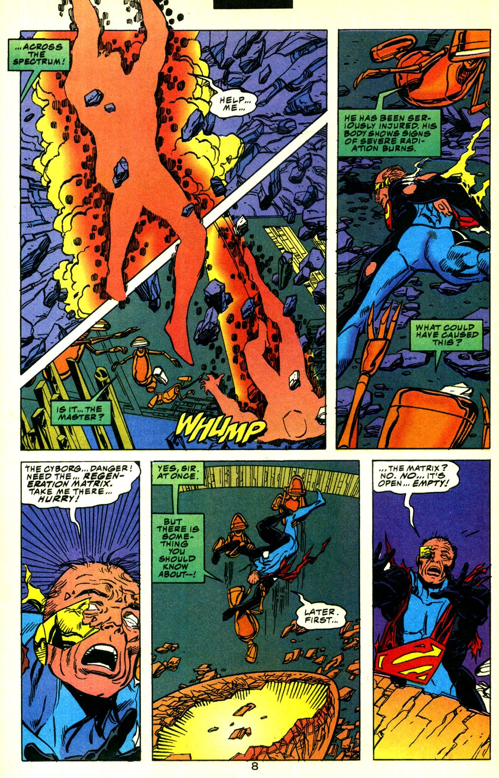 Action Comics (1938) 690 Page 8