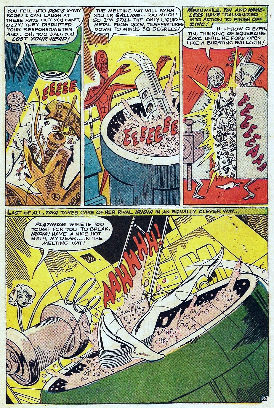 Metal Men (1963) issue 31 - Page 31