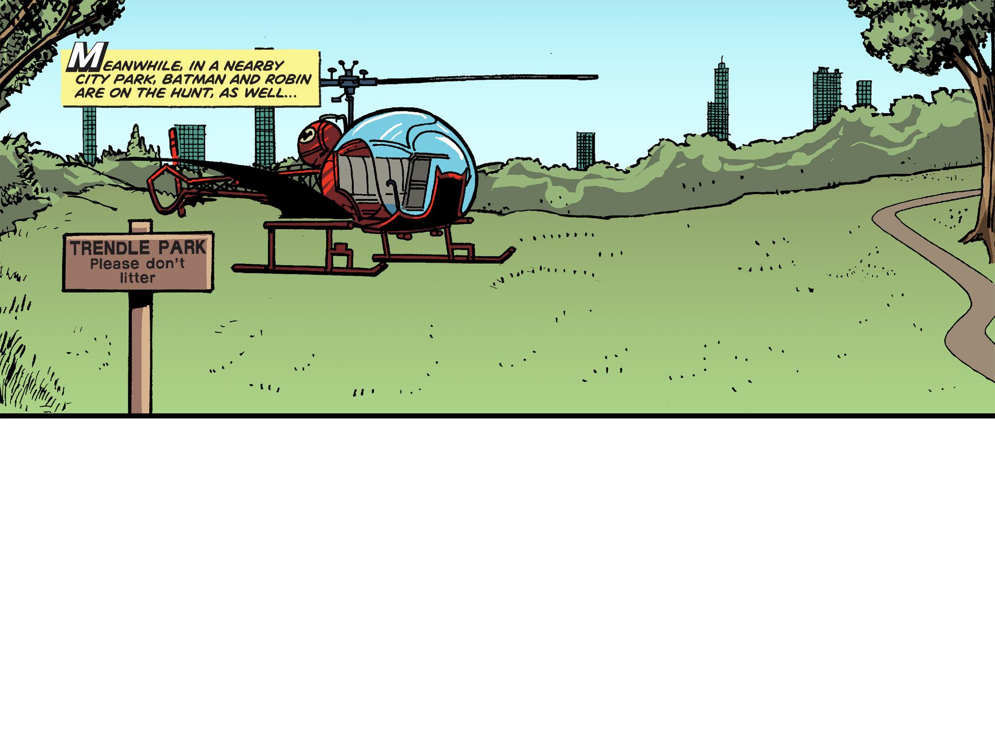 Read online Batman '66 Meets the Green Hornet [II] comic -  Issue #4 - 61