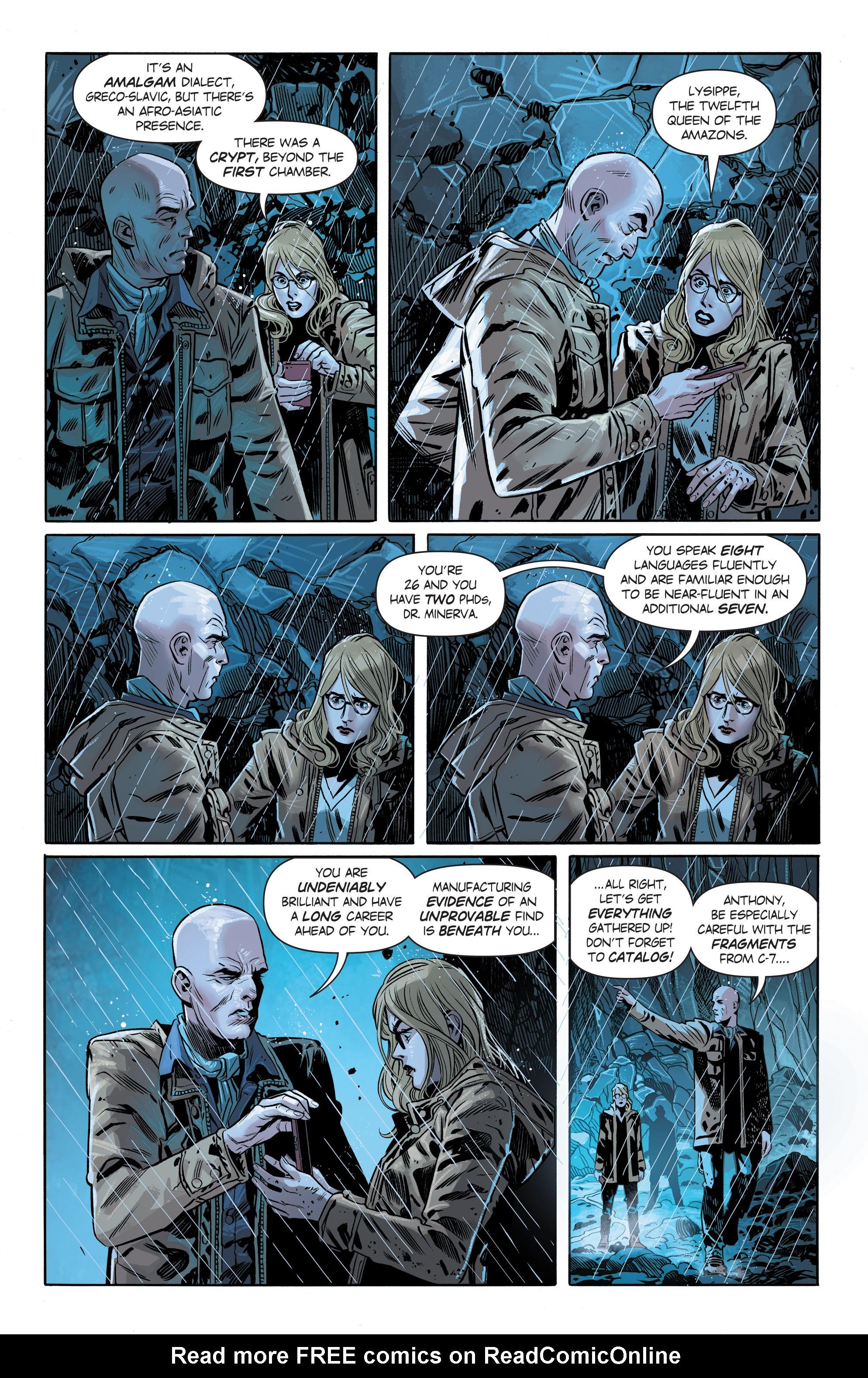Read online Wonder Woman (2016) comic -  Issue #8 - 14