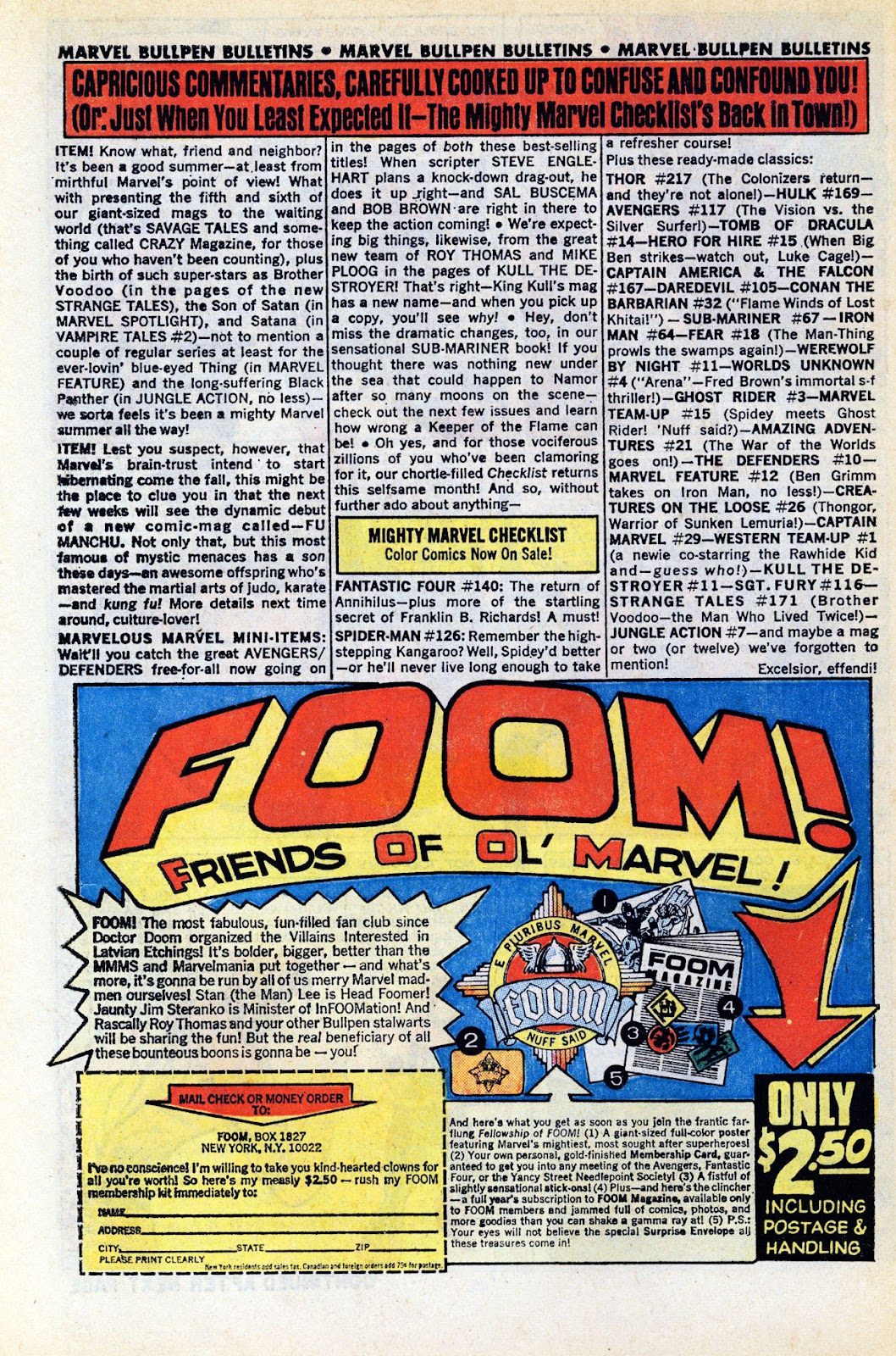 Marvel Triple Action (1972) issue 15 - Page 30