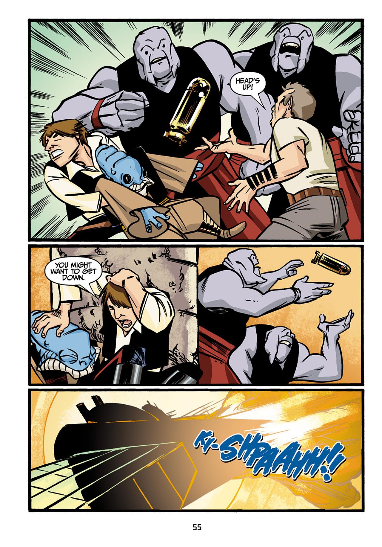Read online Star Wars Omnibus comic -  Issue # Vol. 33 - 57