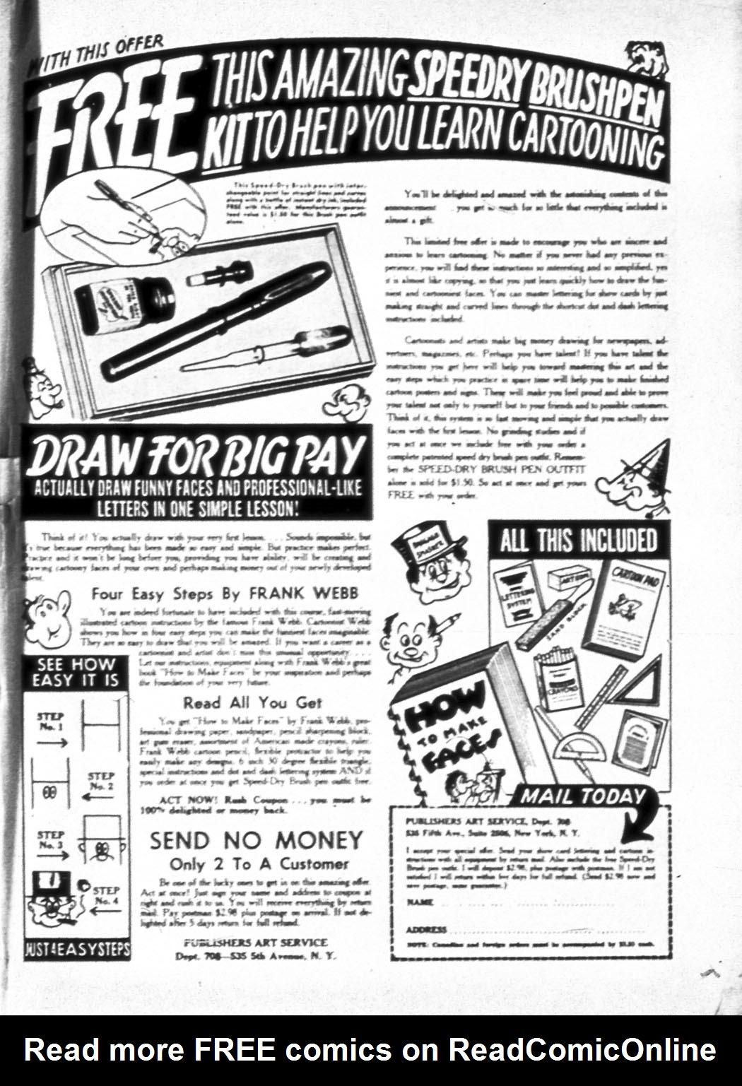 Read online Sensation (Mystery) Comics comic -  Issue #20 - 59