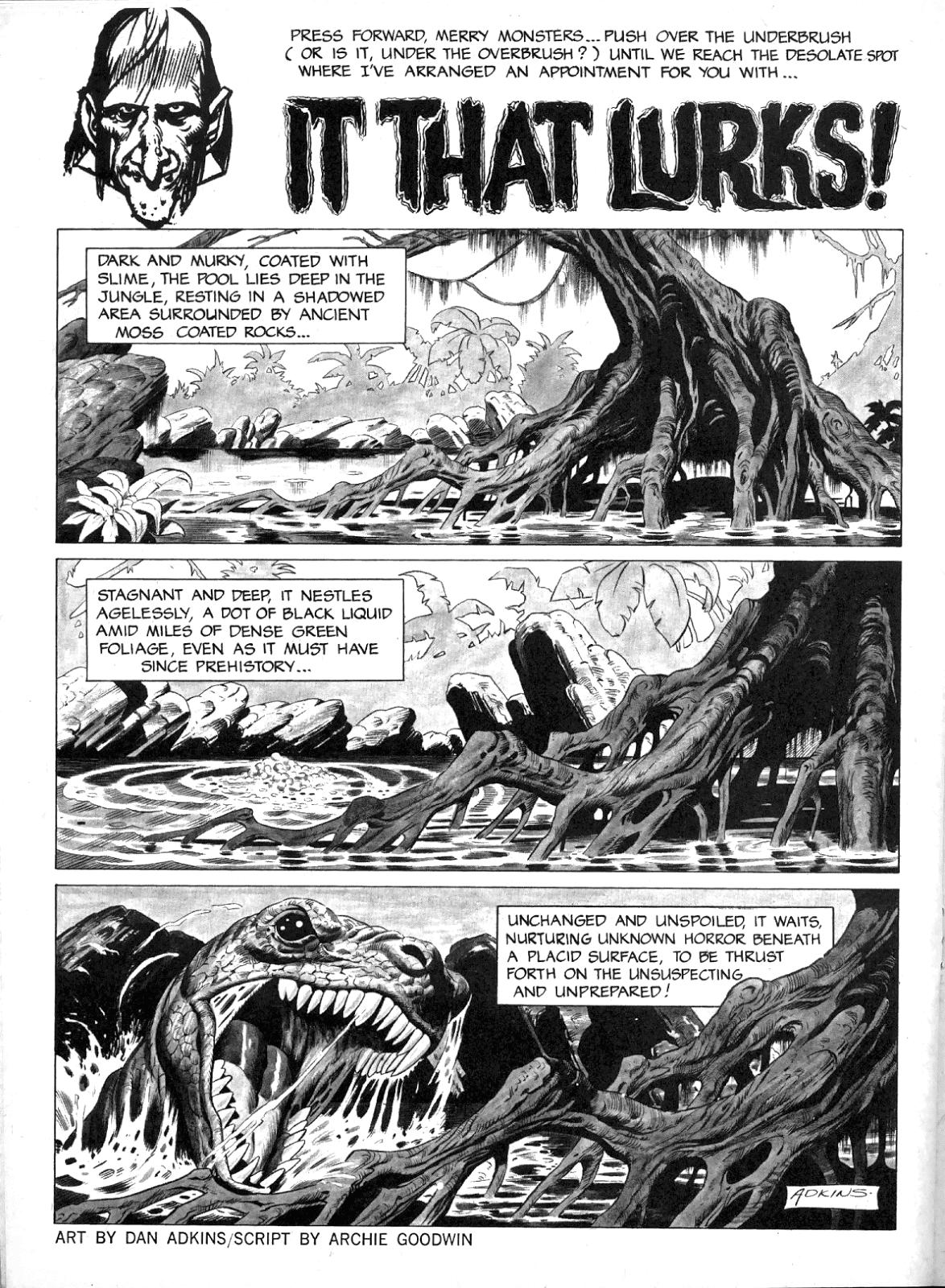 Creepy (1964) Issue #25 #25 - English 28