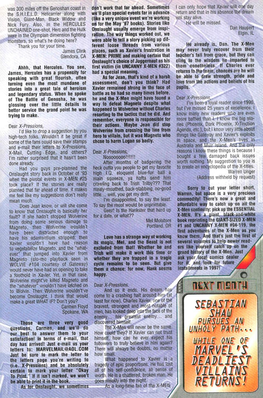 X-Men (1991) 62 Page 23