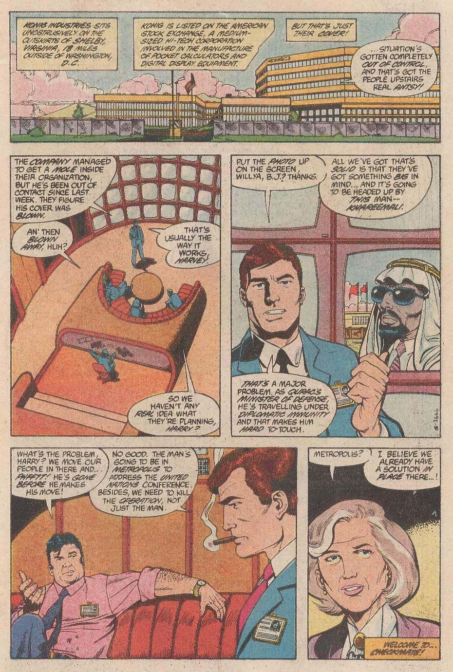 Read online Action Comics (1938) comic -  Issue #598 - 2
