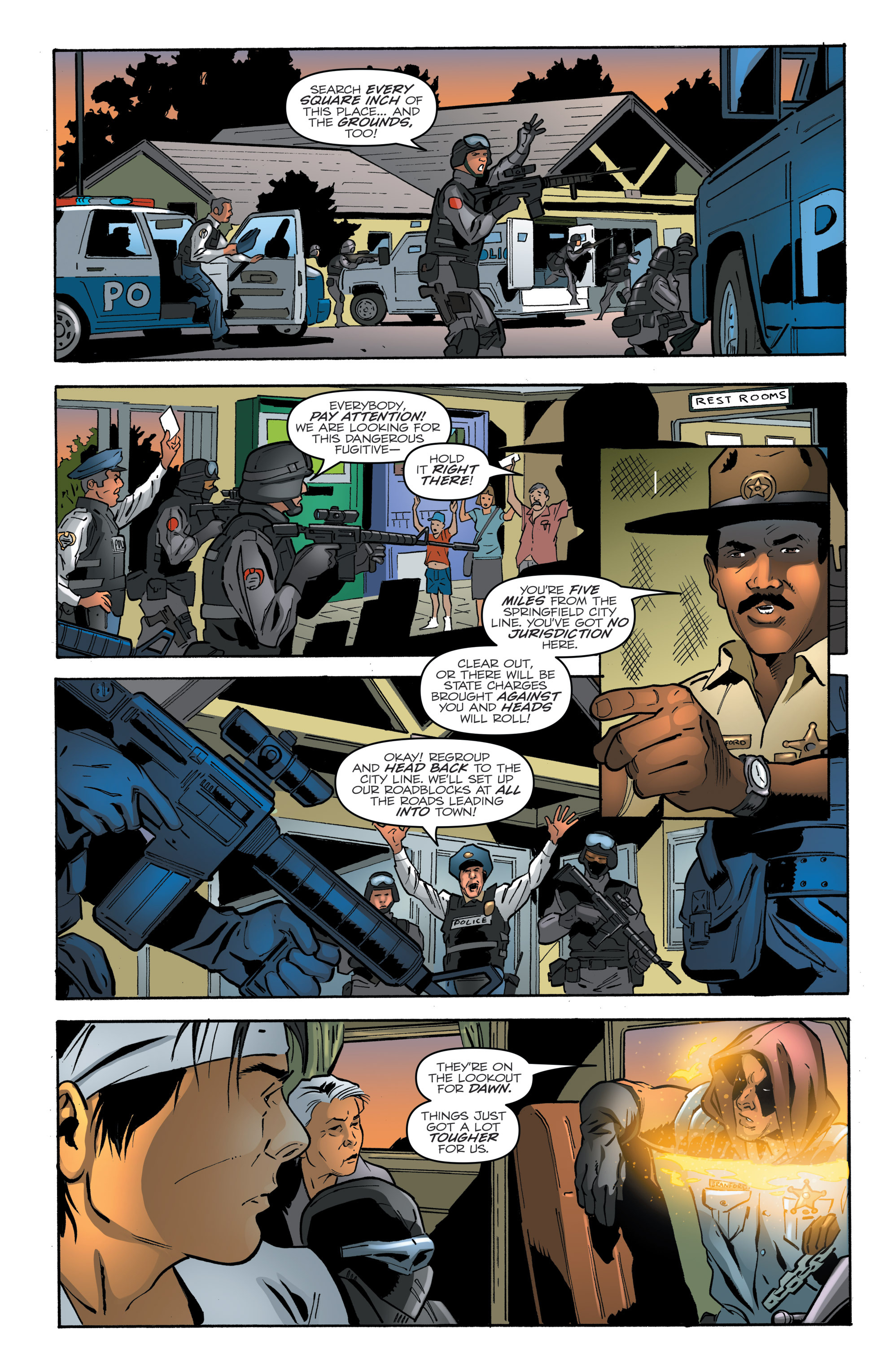 Read online G.I. Joe: A Real American Hero comic -  Issue #239 - 6