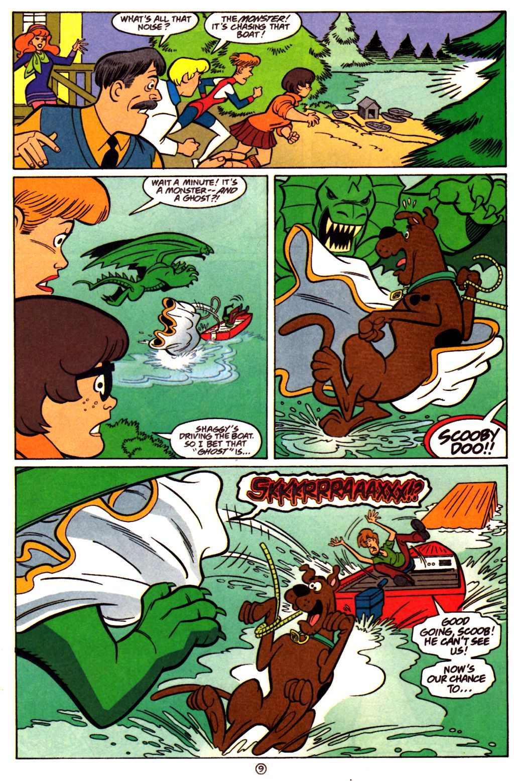 Read online Scooby-Doo (1997) comic -  Issue #23 - 10