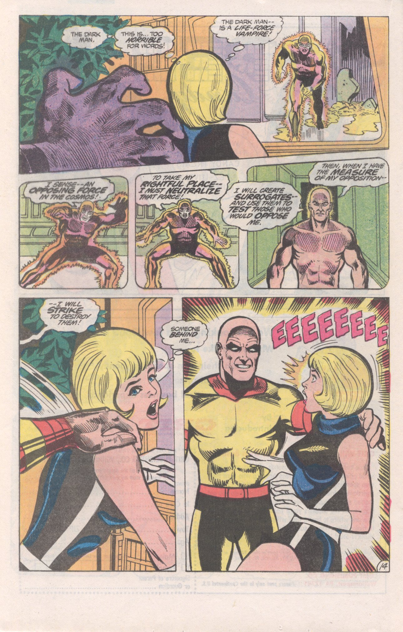 Legion of Super-Heroes (1980) 271 Page 14