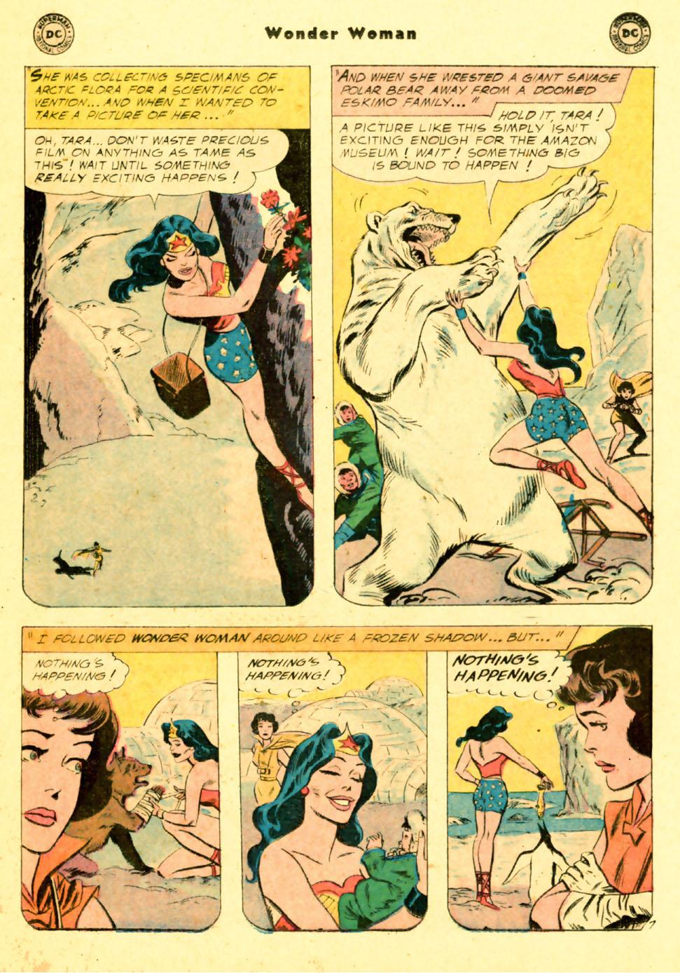 Read online Wonder Woman (1942) comic -  Issue #103 - 9